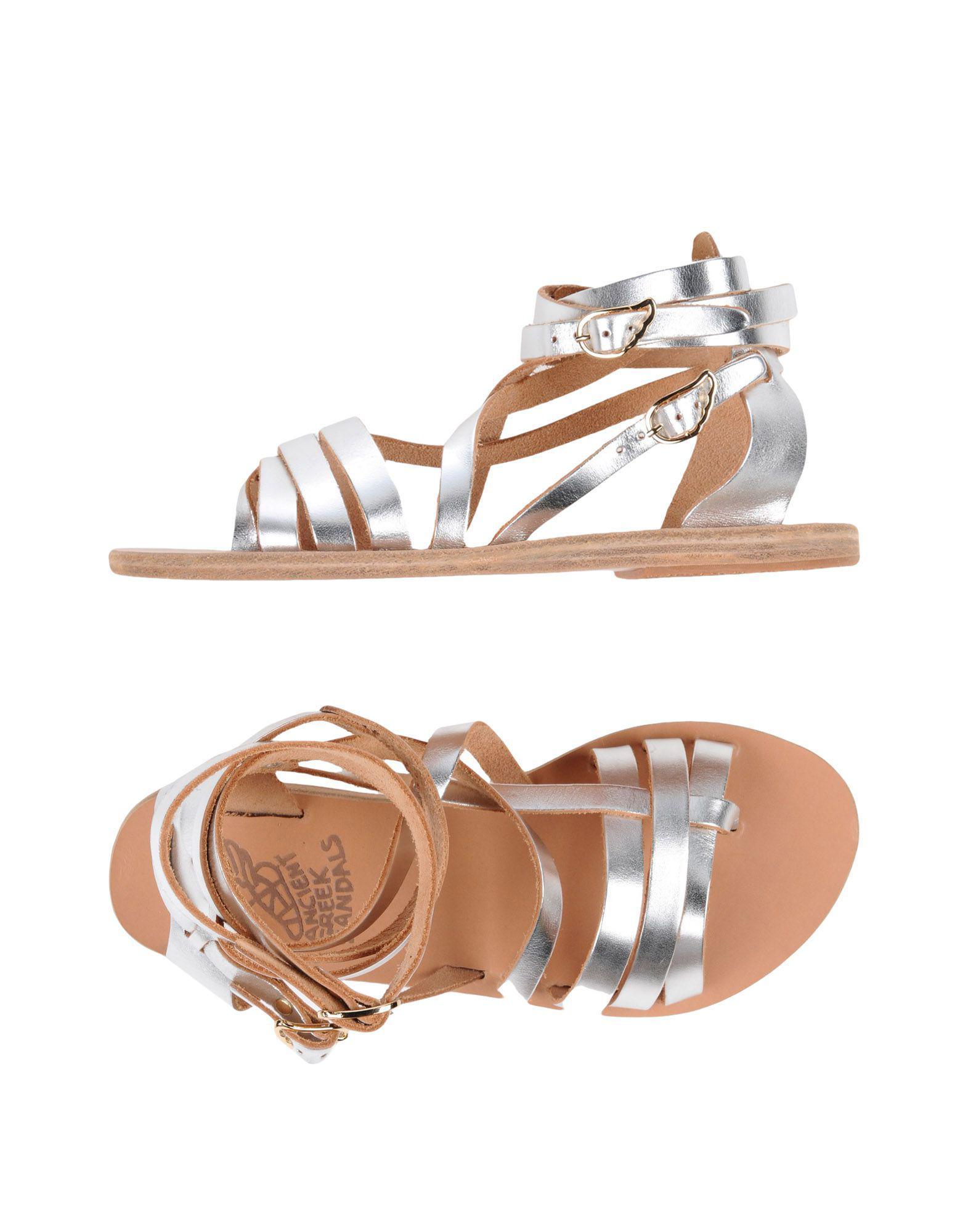FOOTWEAR - Toe post sandals Ancient Greek Sandals DytkQigb