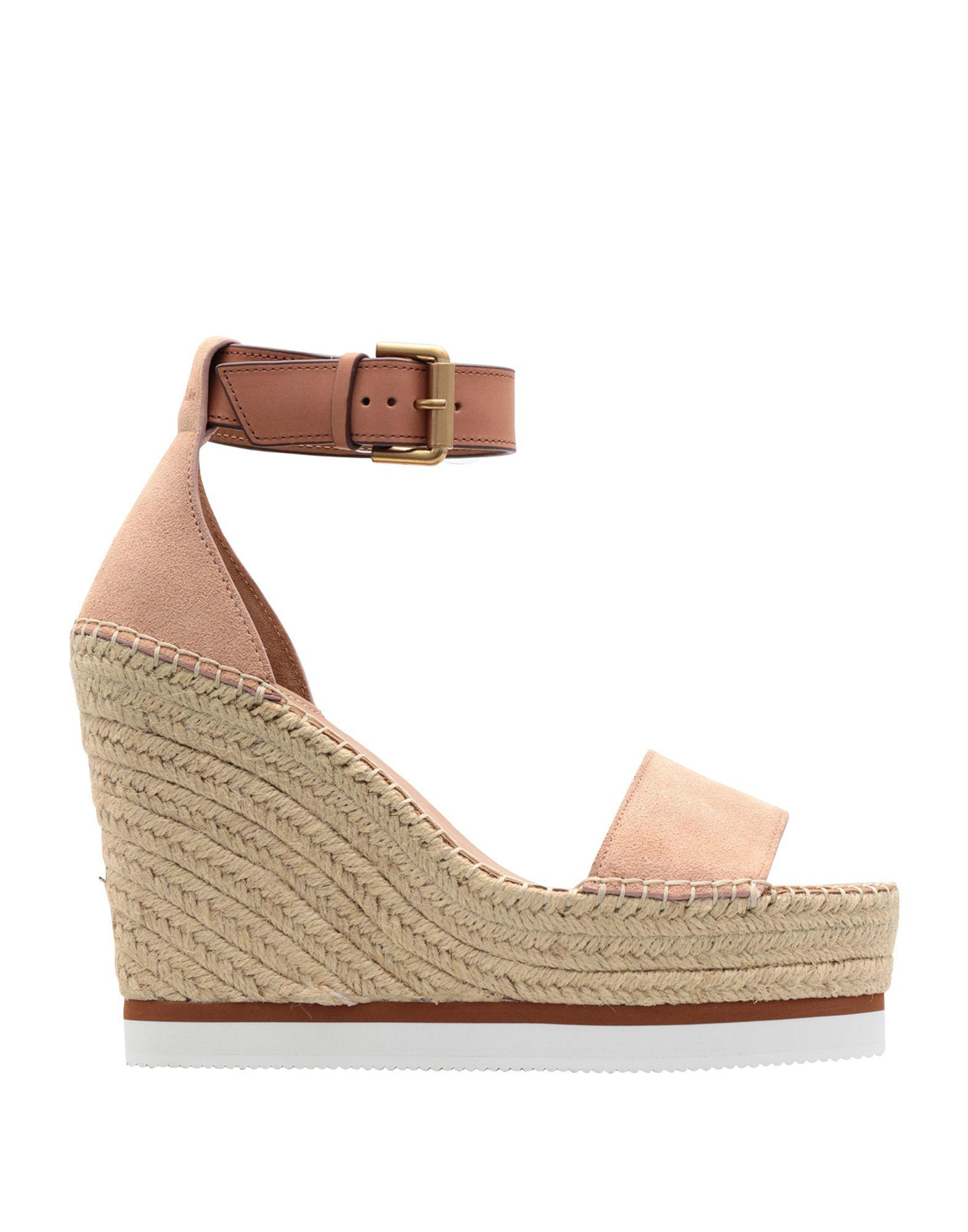 f78afaba5 See By Chloé - Multicolor Espadrilles - Lyst. View fullscreen