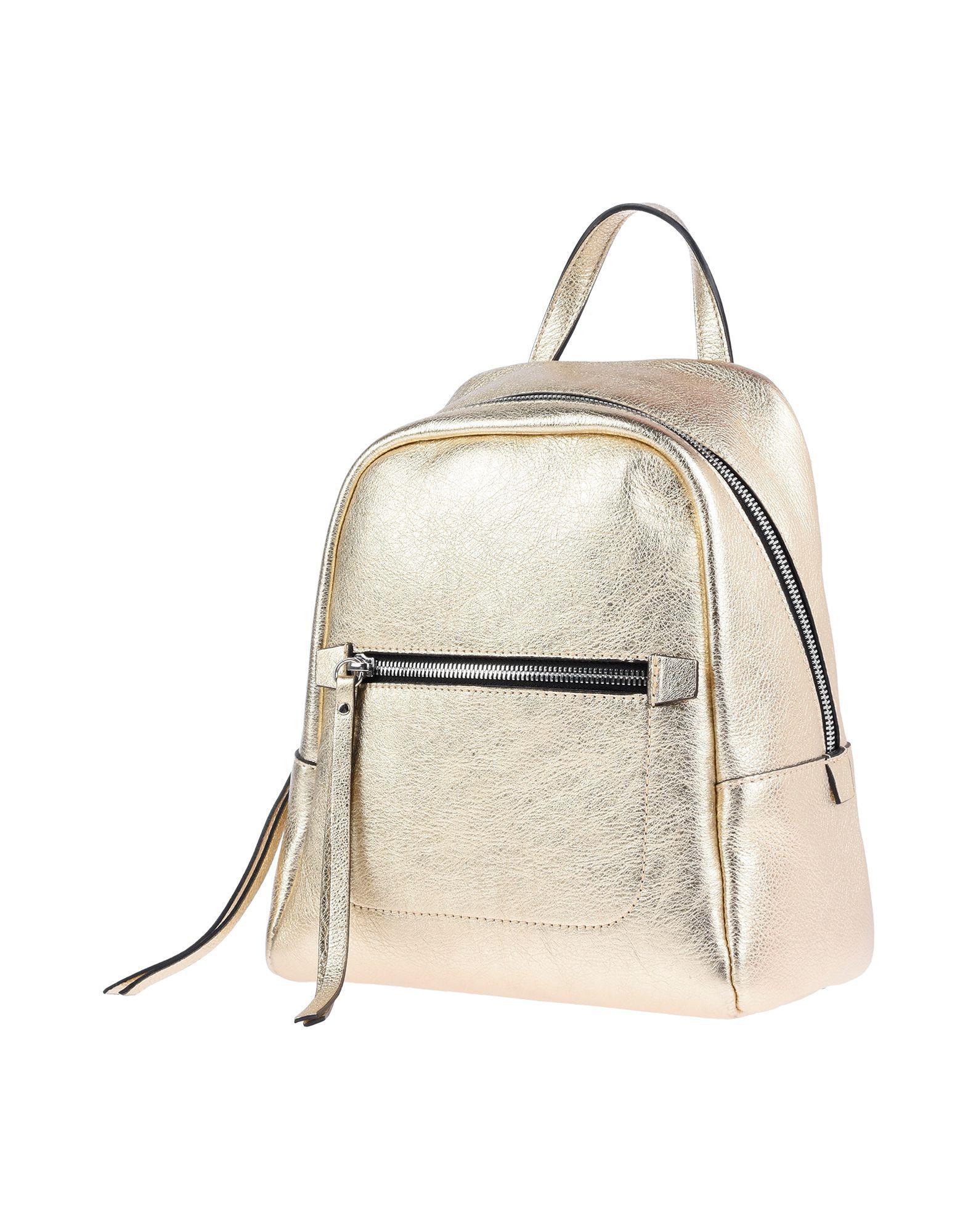Natural In Lyst Backpacks Gianni Bags Chiarini amp; Bum wTz47Yq