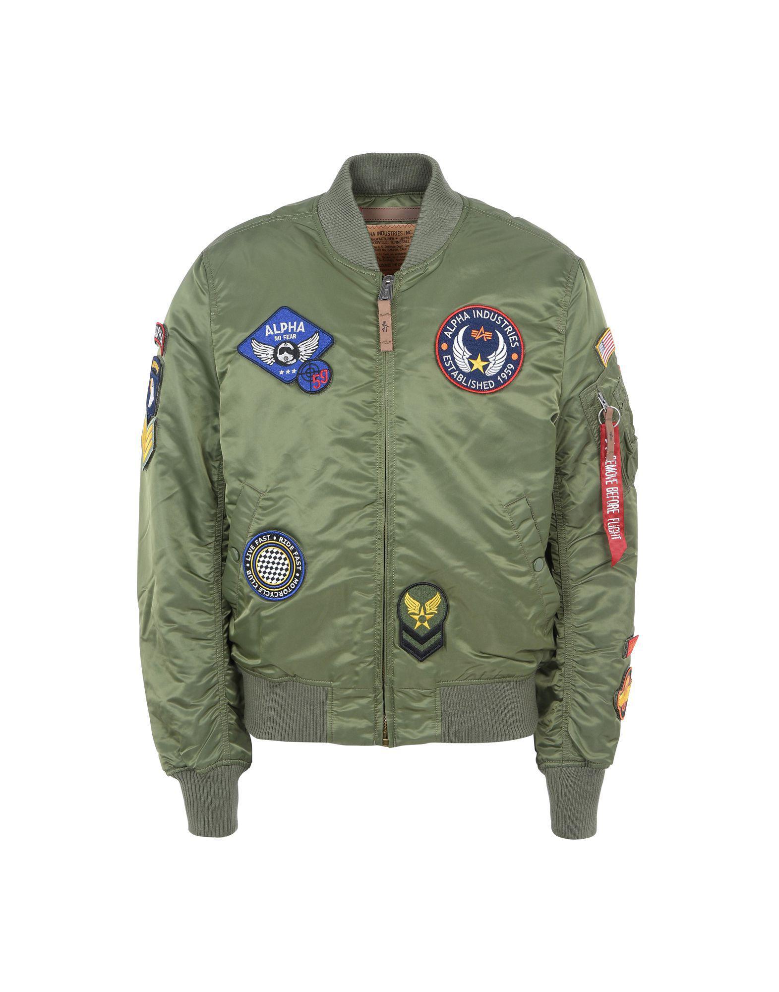 Alpha industries jacket 1959