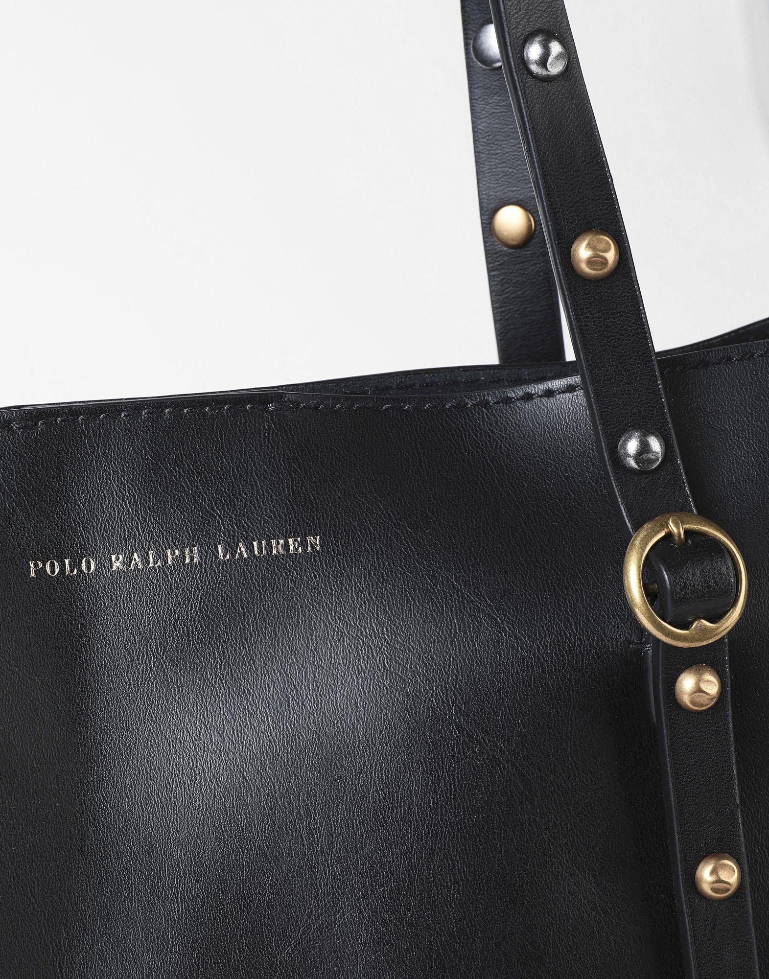 Polo Ralph Lauren Handbag in Black - Lyst f800fc5acb470