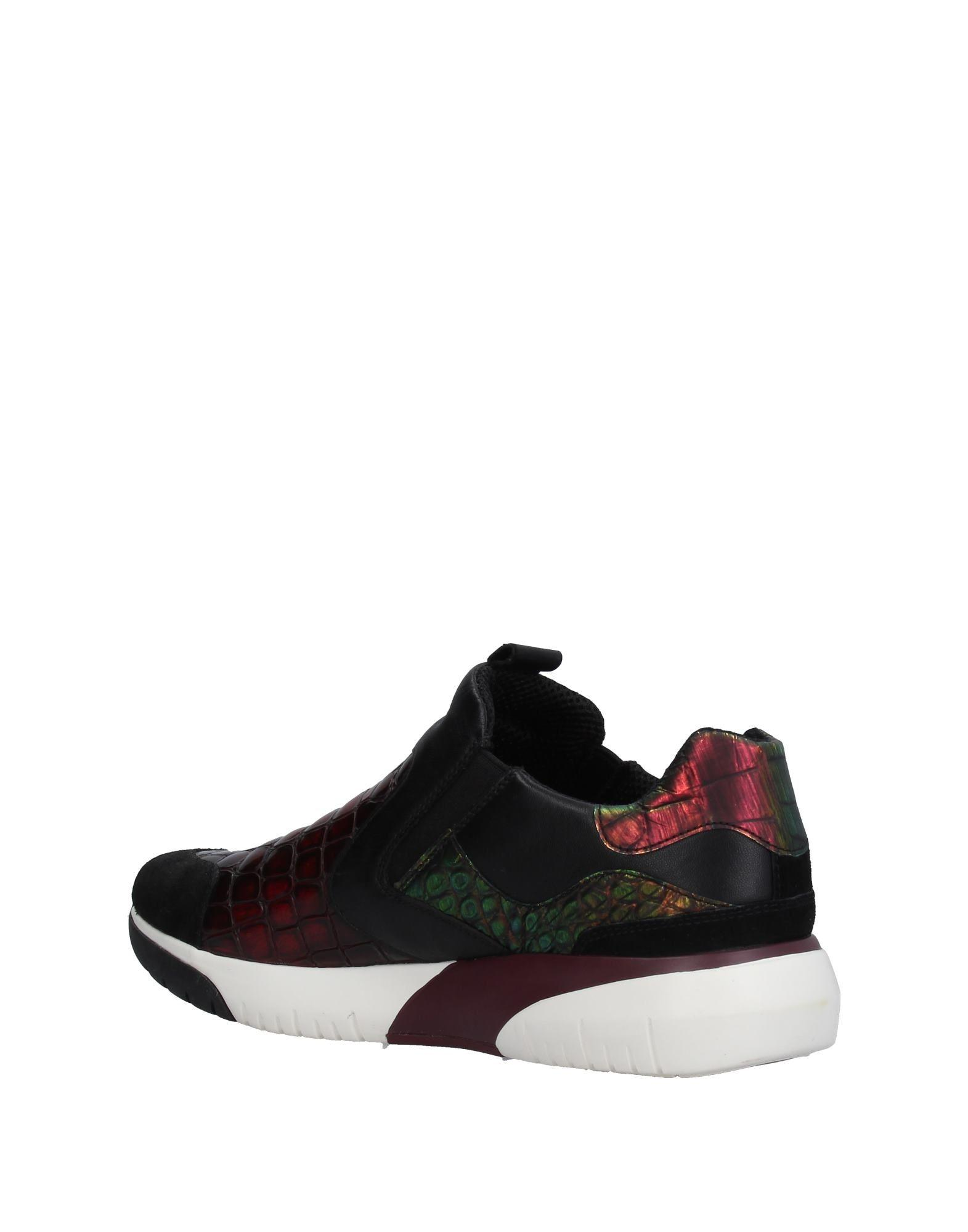 Ash Leather Low-tops & Sneakers in Red