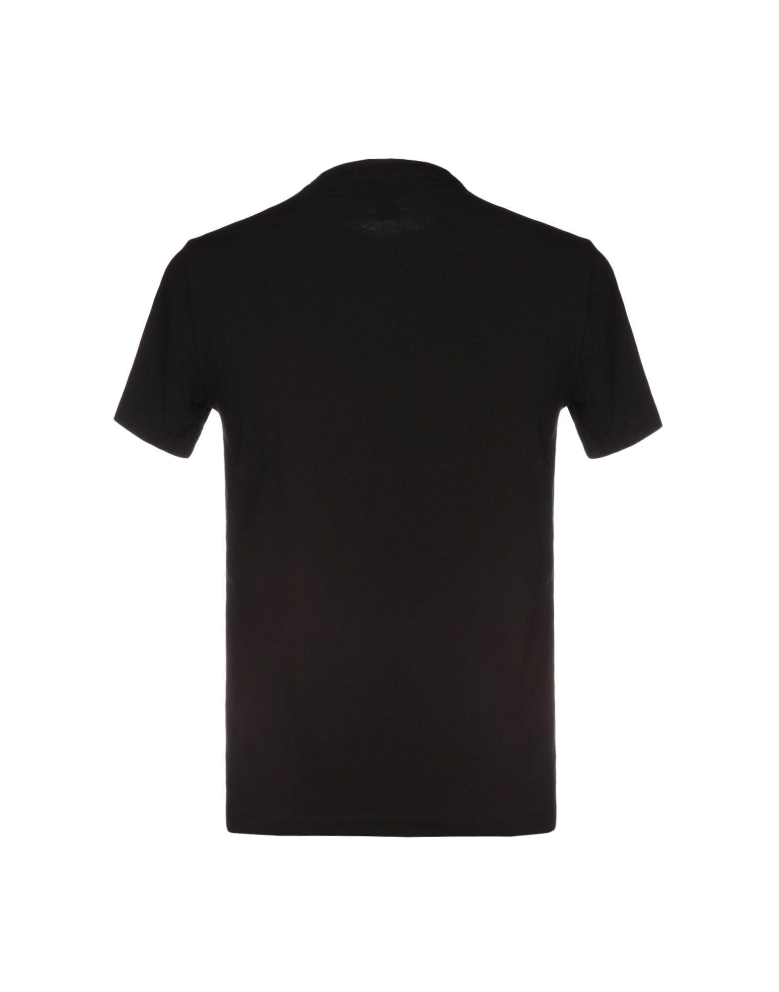 12ef56573 Class Roberto Cavalli T-shirt in Black for Men - Save 20% - Lyst