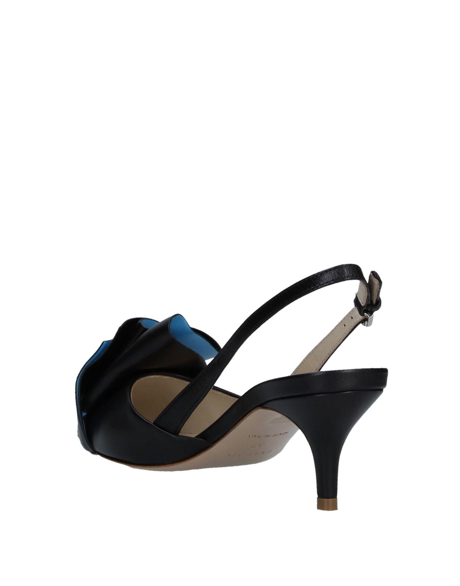 Zapatos de salón Delpozo de color Negro