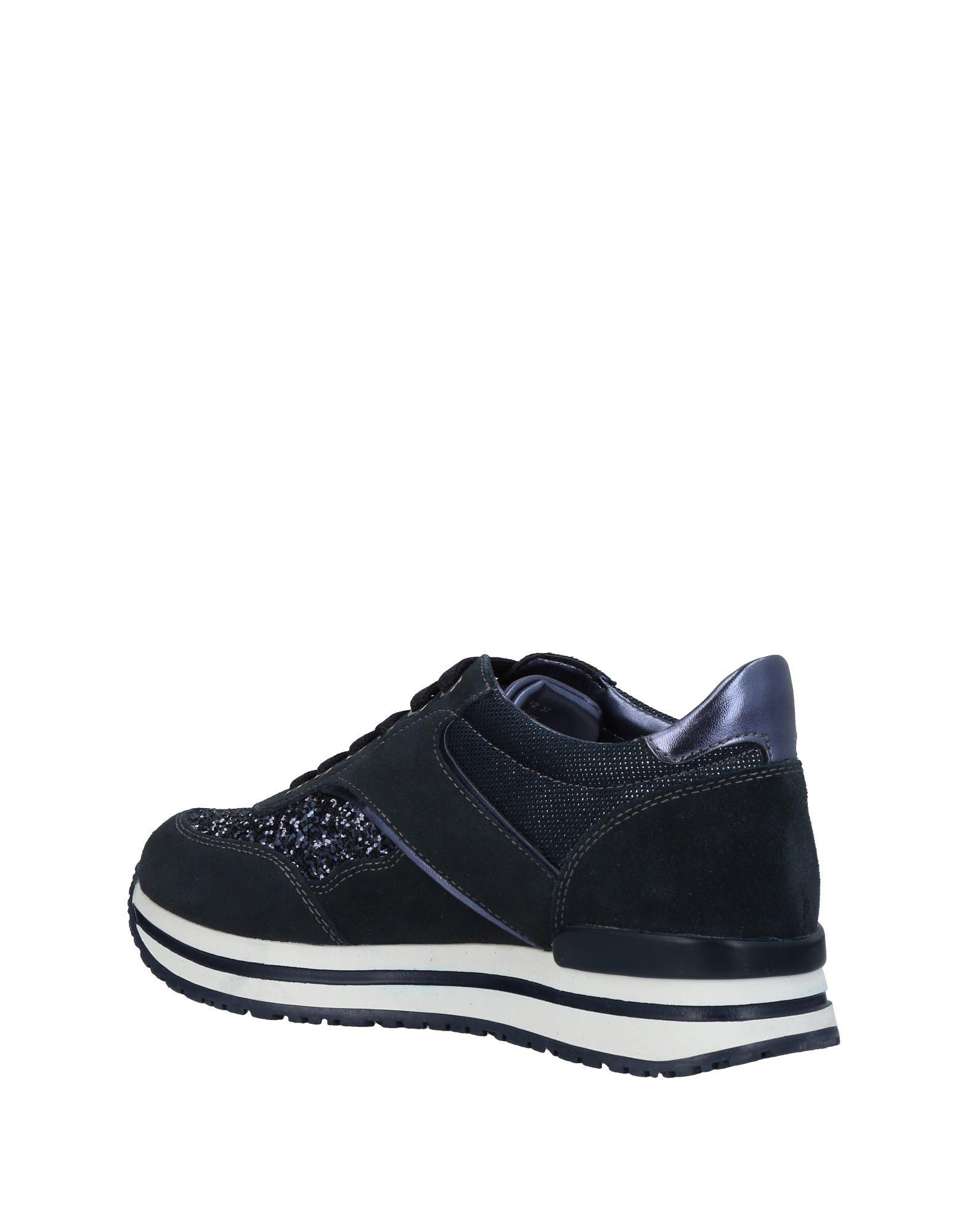 Sneakers & Tennis basses Cuir Lumberjack en coloris Bleu pZy5