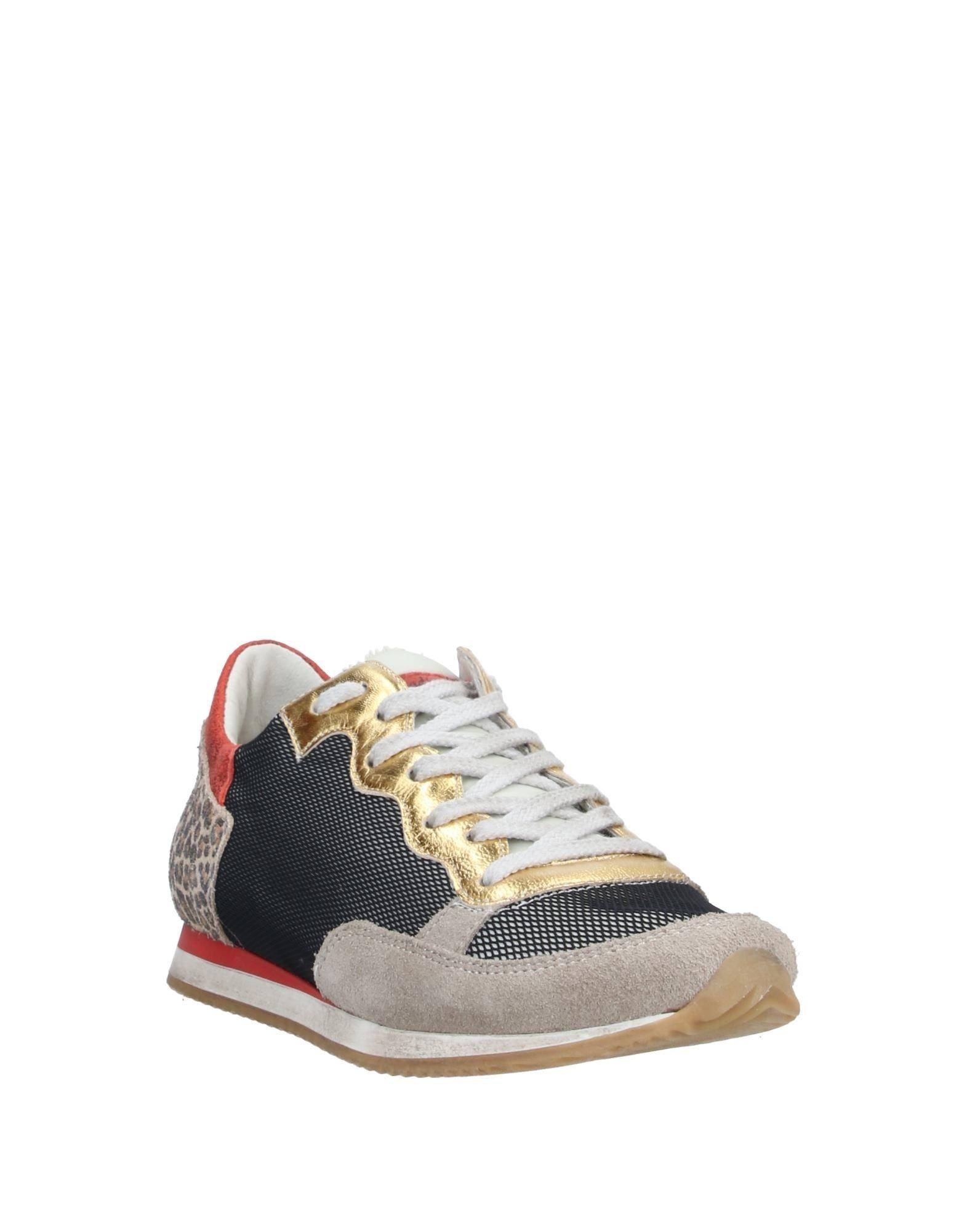 Sneakers & Deportivas Quattrobarradodici de Ante de color Negro