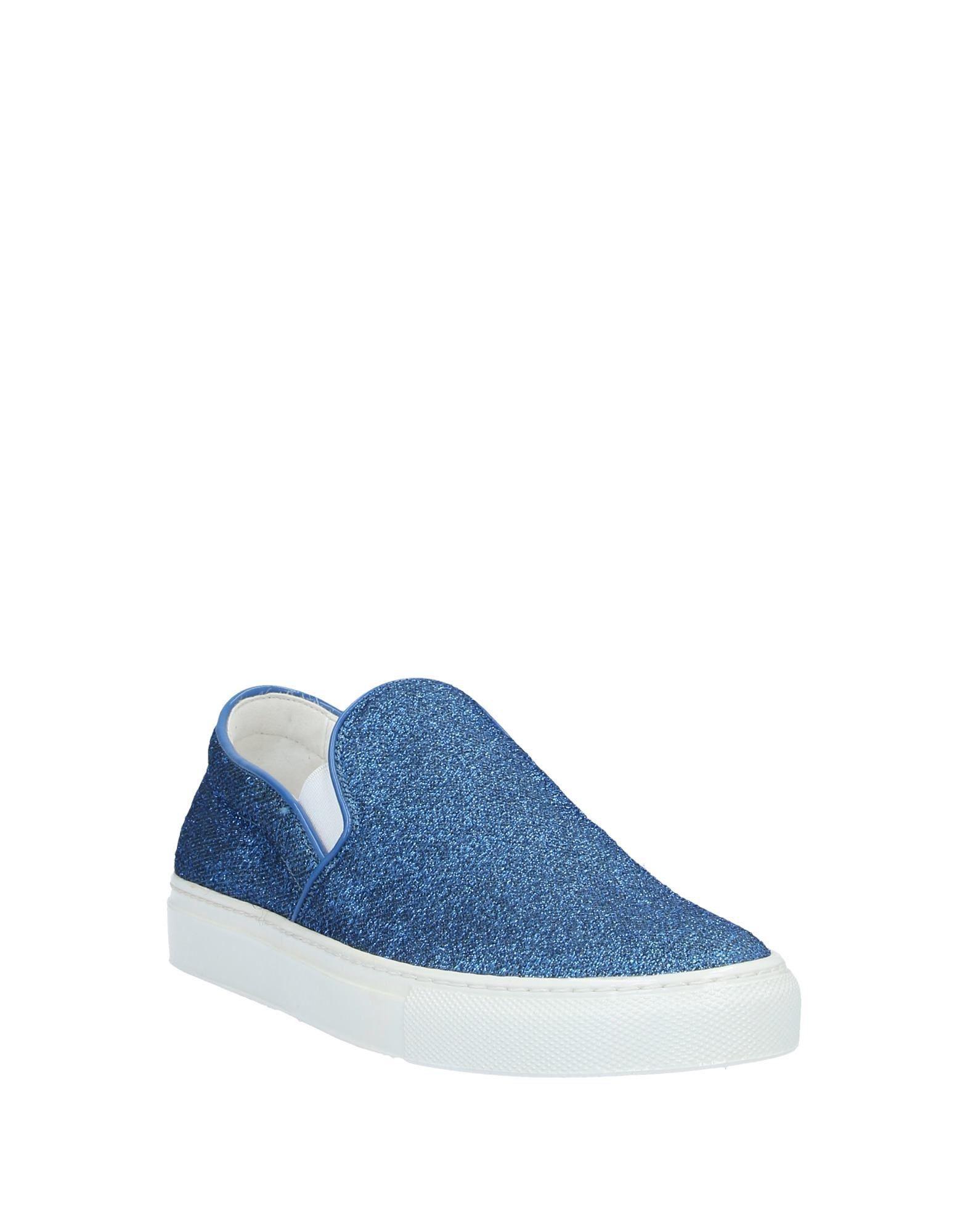 Sneakers & Deportivas L'Autre Chose de Cuero de color Azul