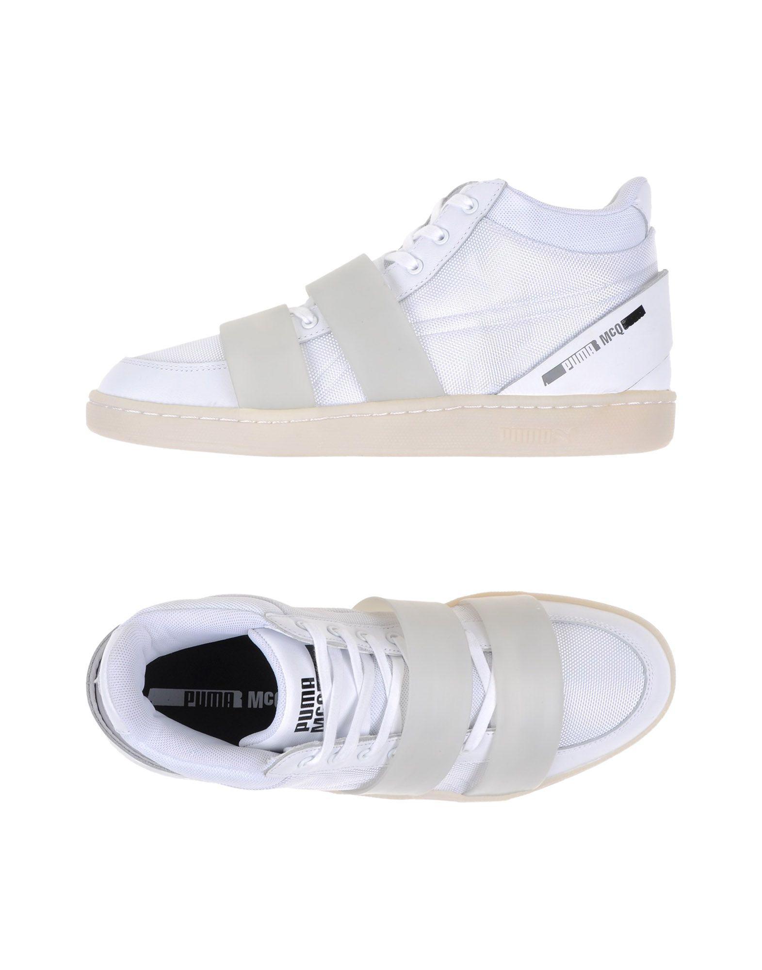 Montantes X Sneakersamp; Tennis Alexander Pour Lyst Mcqueen Puma 3Ac5RLq4jS