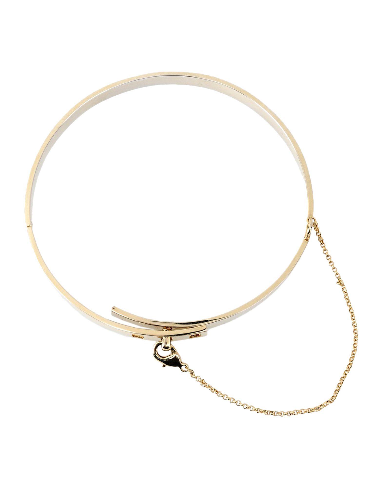 eddie borgo necklace in gold lyst