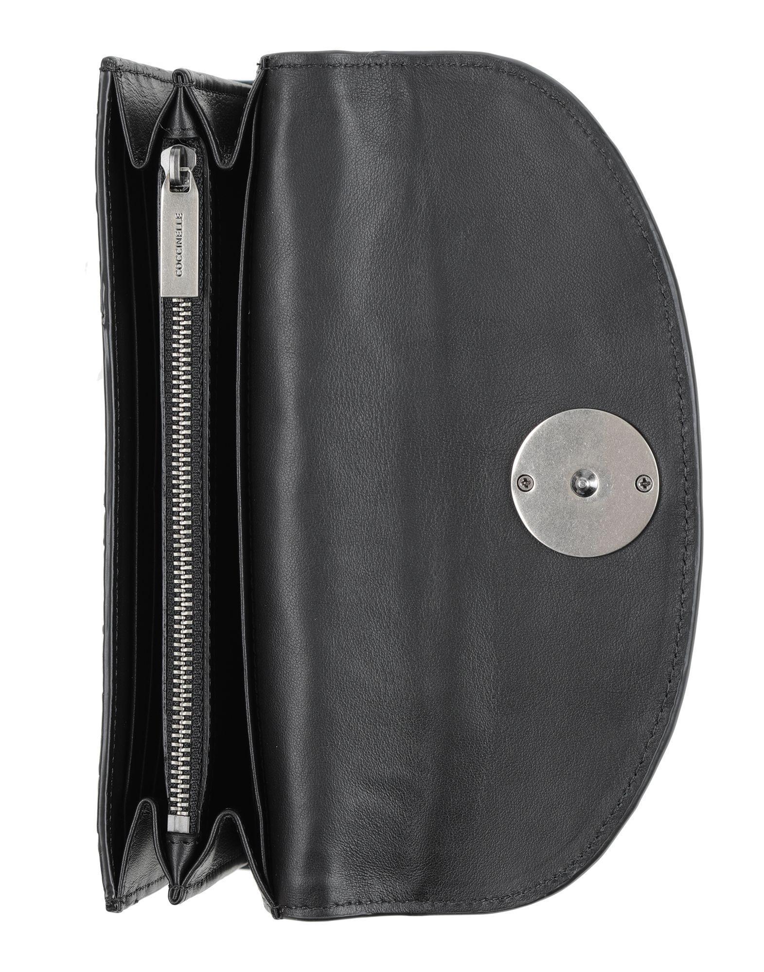 Portefeuille Coccinelle en coloris Noir