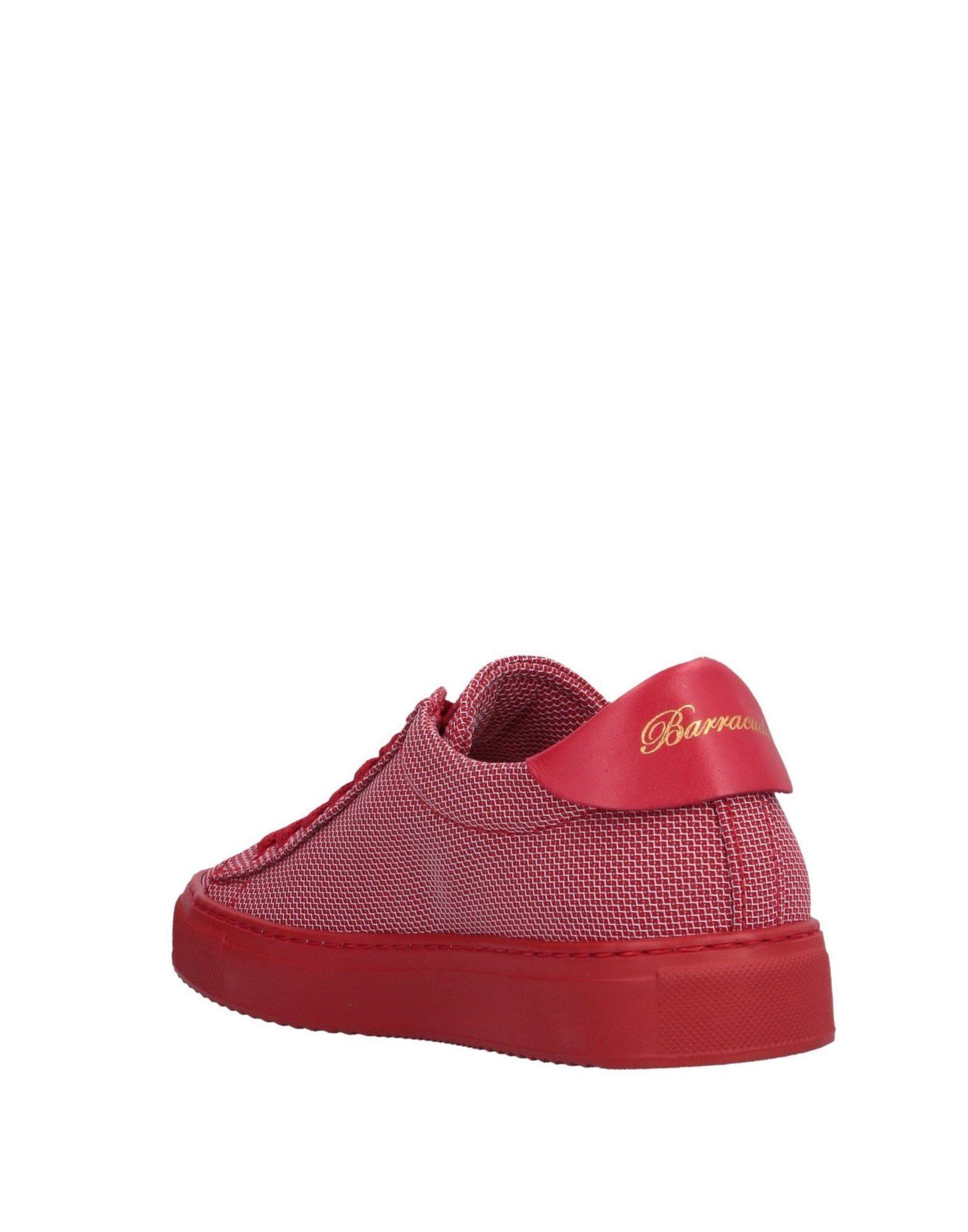 Sneakers & Deportivas Barracuda de color Rojo