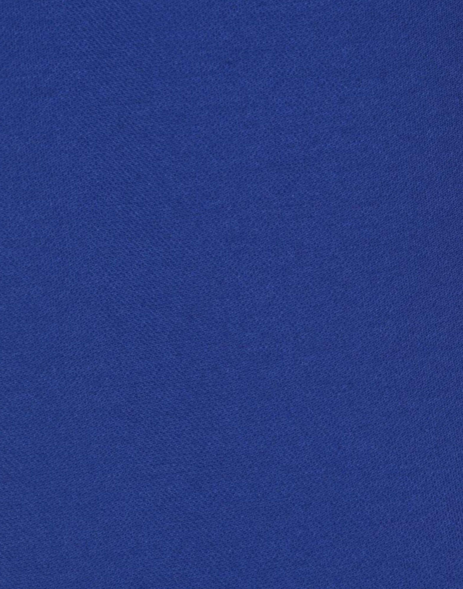 Pantalon Satin Koche en coloris Bleu