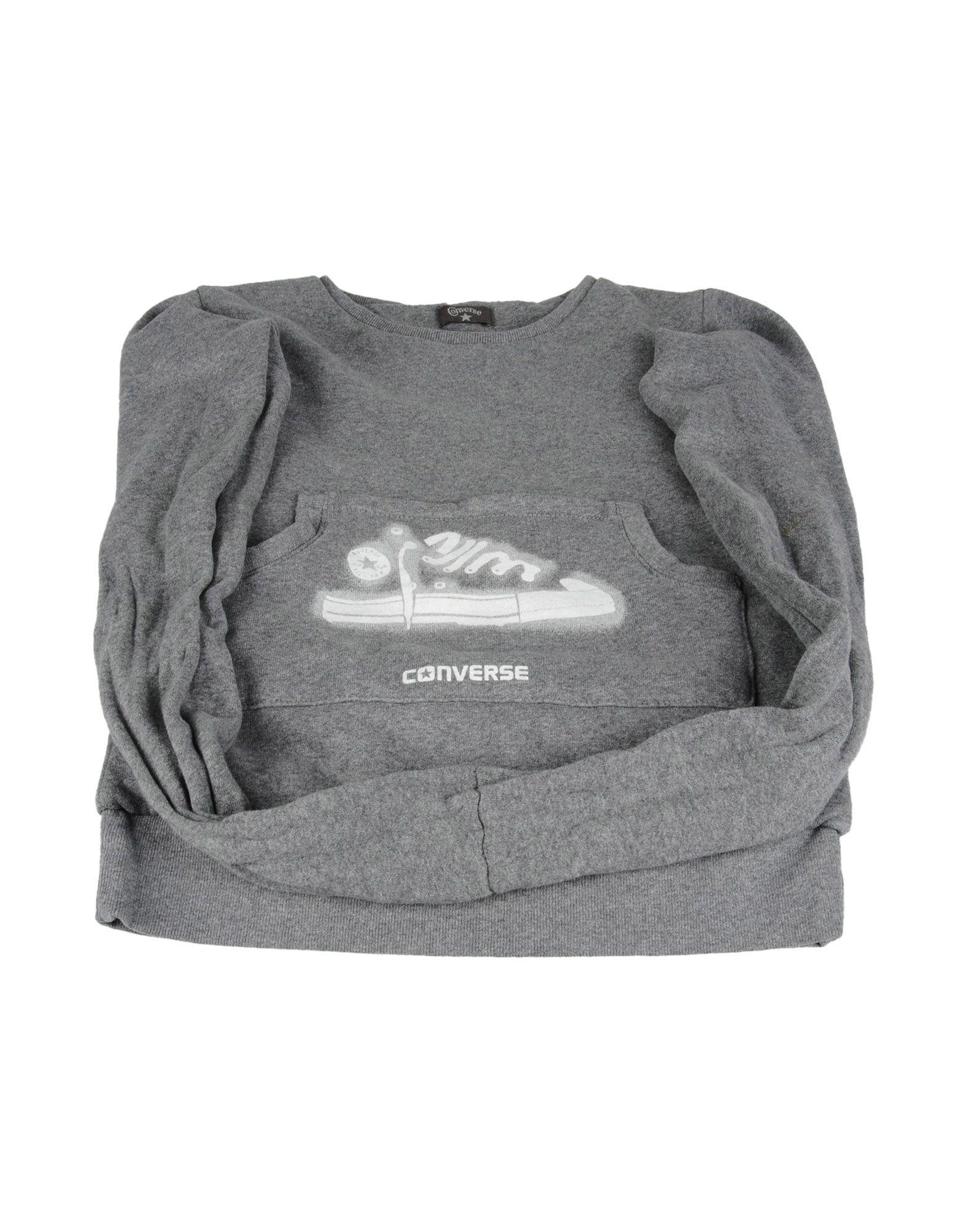 Converse Fleece Cross-body Bag in Grey (Grey)