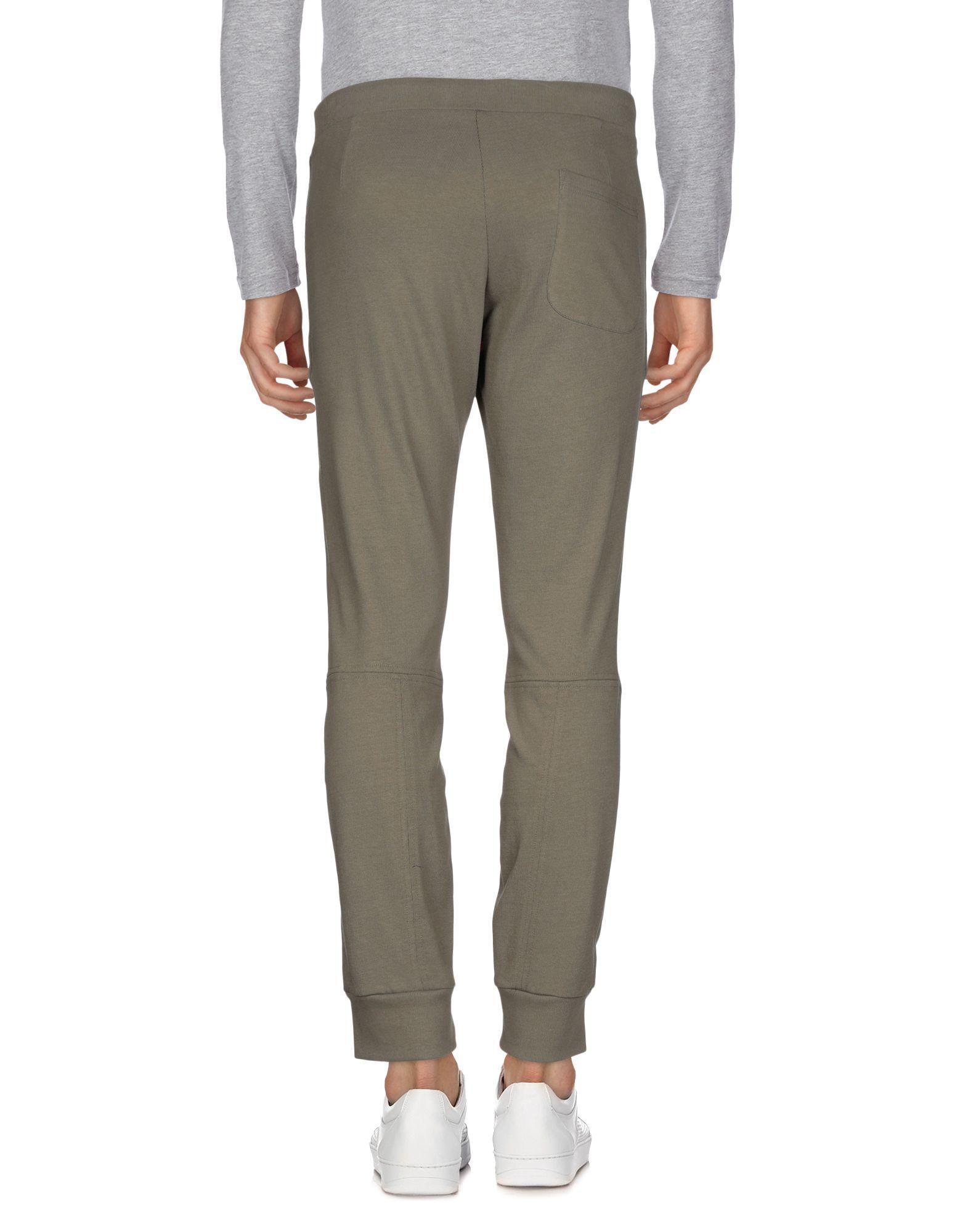 Dries Van Noten Fleece Casual Trouser for Men