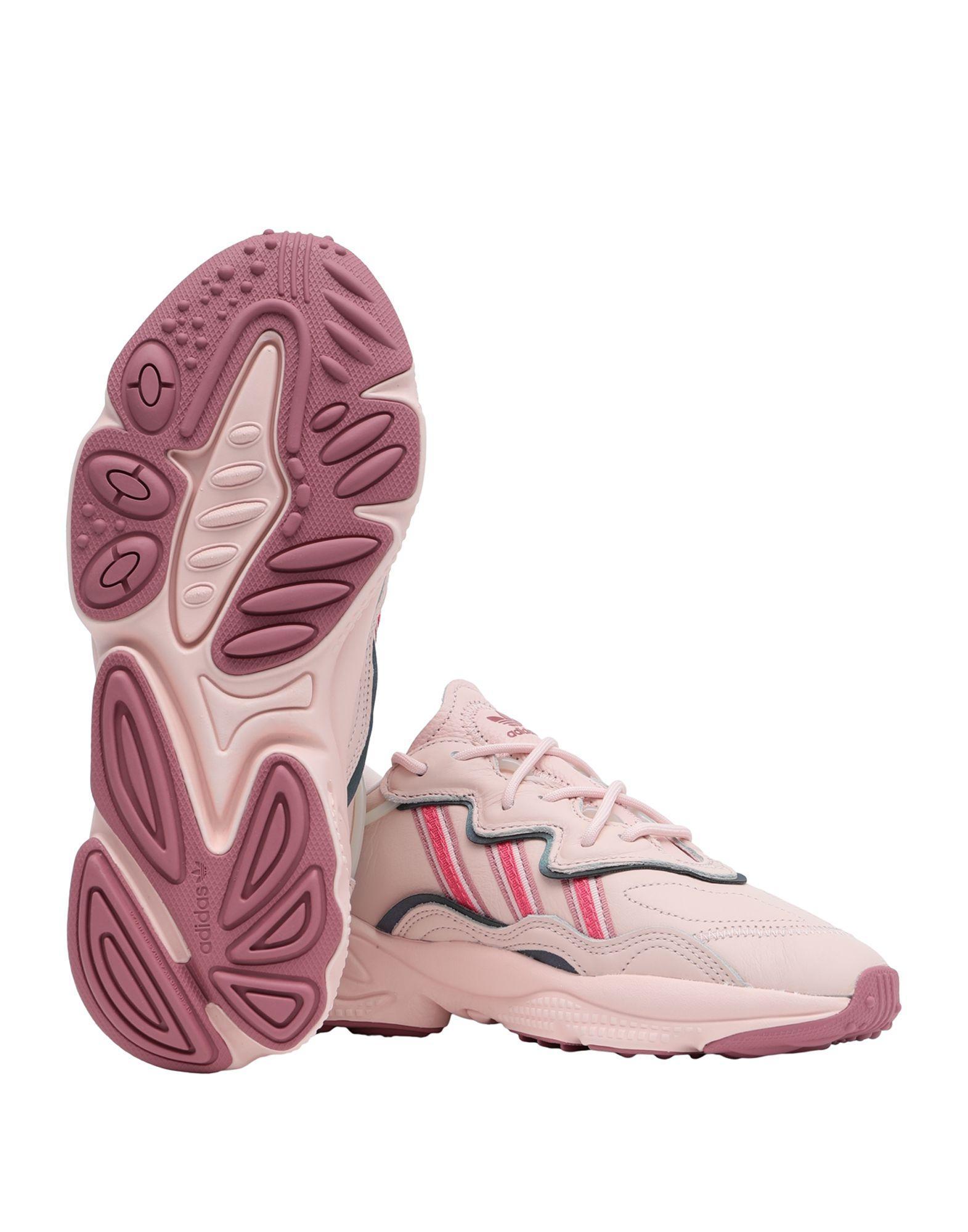 Sneakers & Deportivas adidas Originals de Cuero de color Rosa