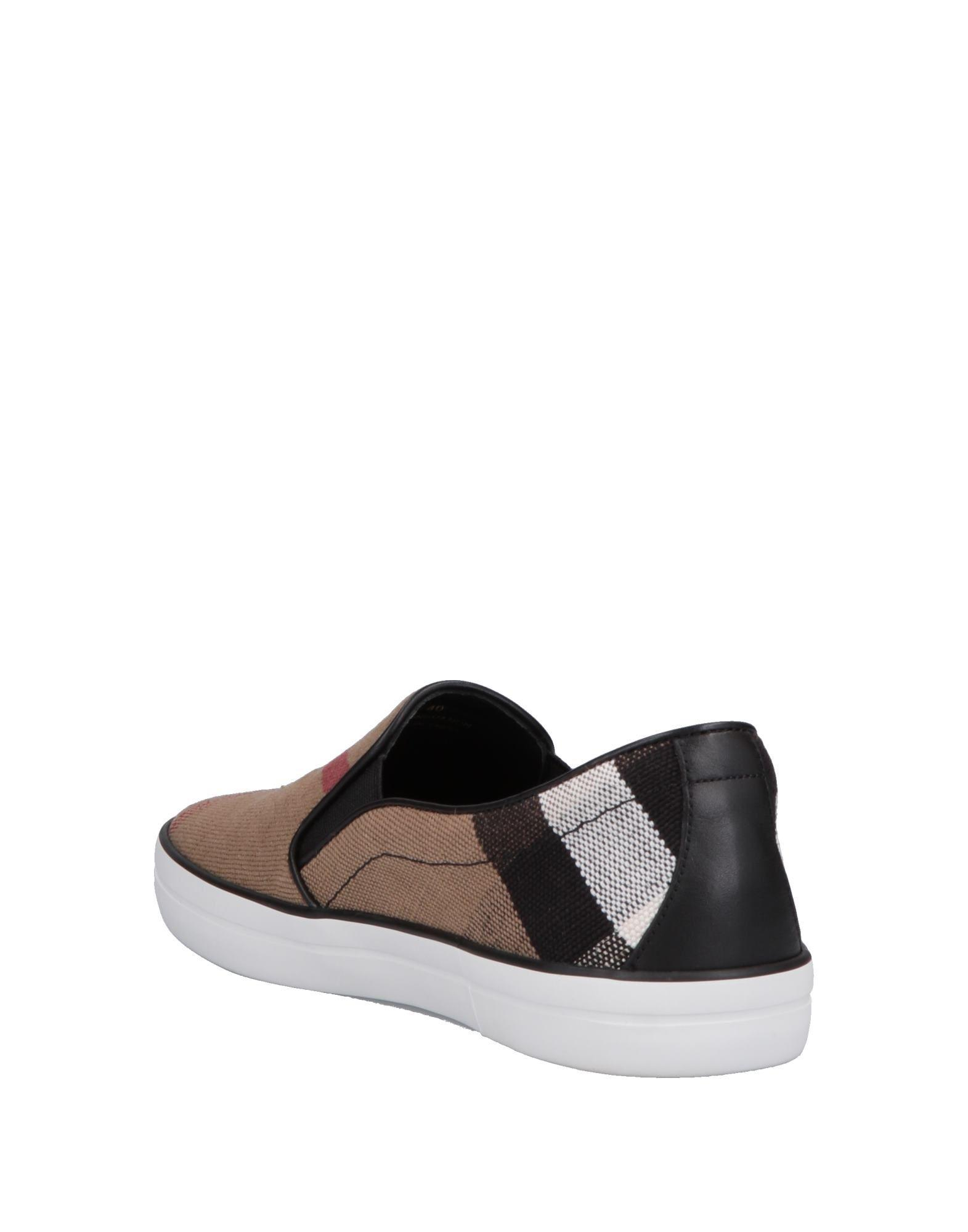 e53d8a2c26d9 Lyst - Burberry Low-tops & Sneakers