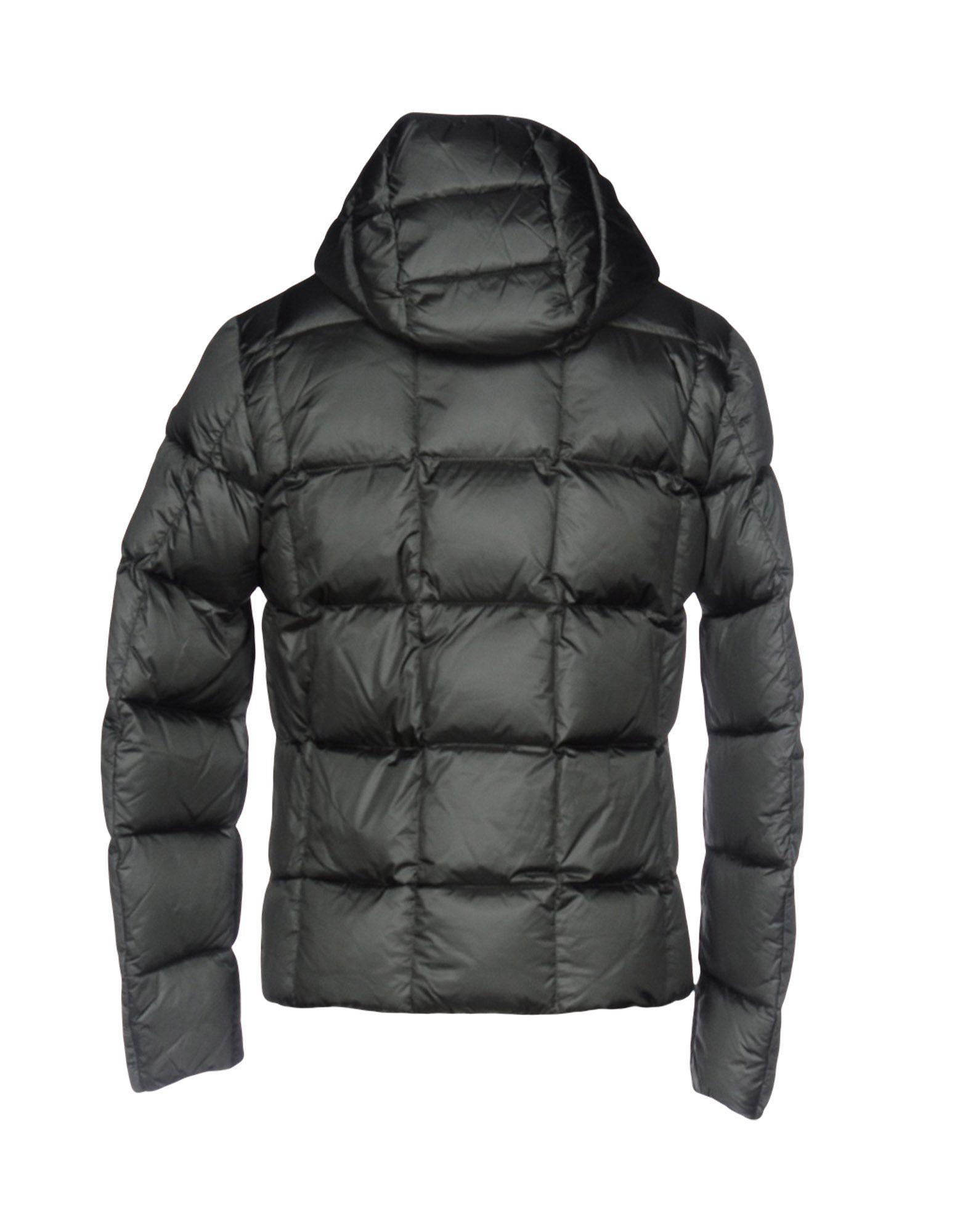 313 Tre Uno Tre Synthetic Down Jacket in Dark Green (Green) for Men