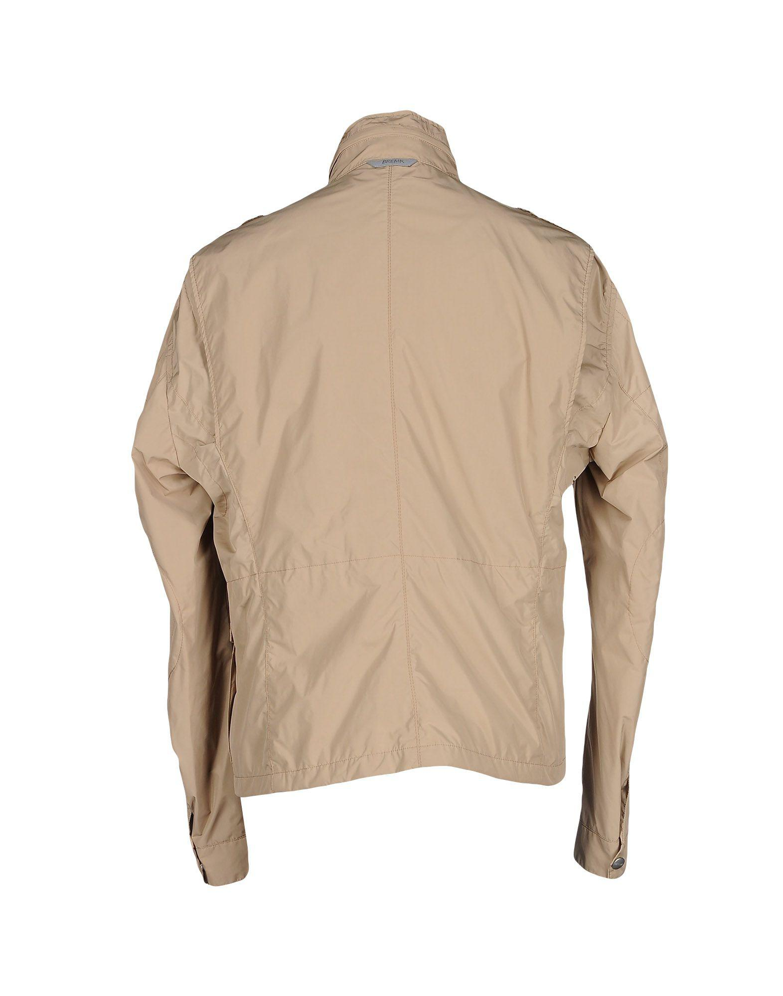Brema Synthetic Jacket for Men