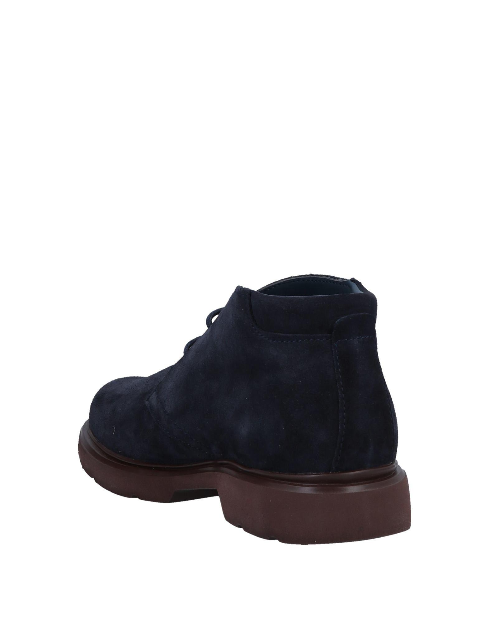 222239a1920 Lyst - Geox Ankle Boots in Blue for Men - Save 55%