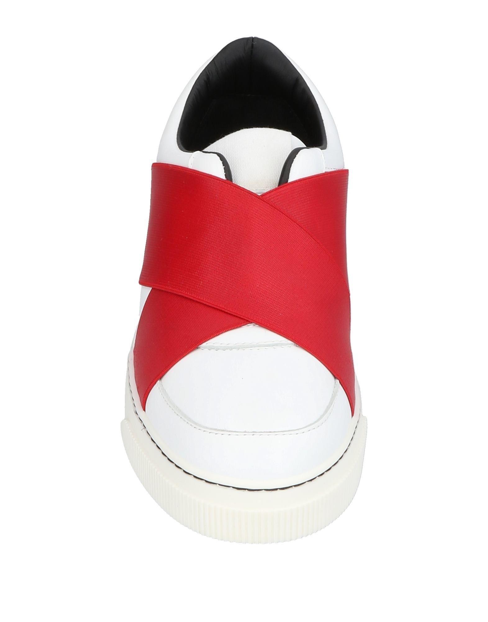 Proenza Schouler Leather Low-tops & Sneakers in Red