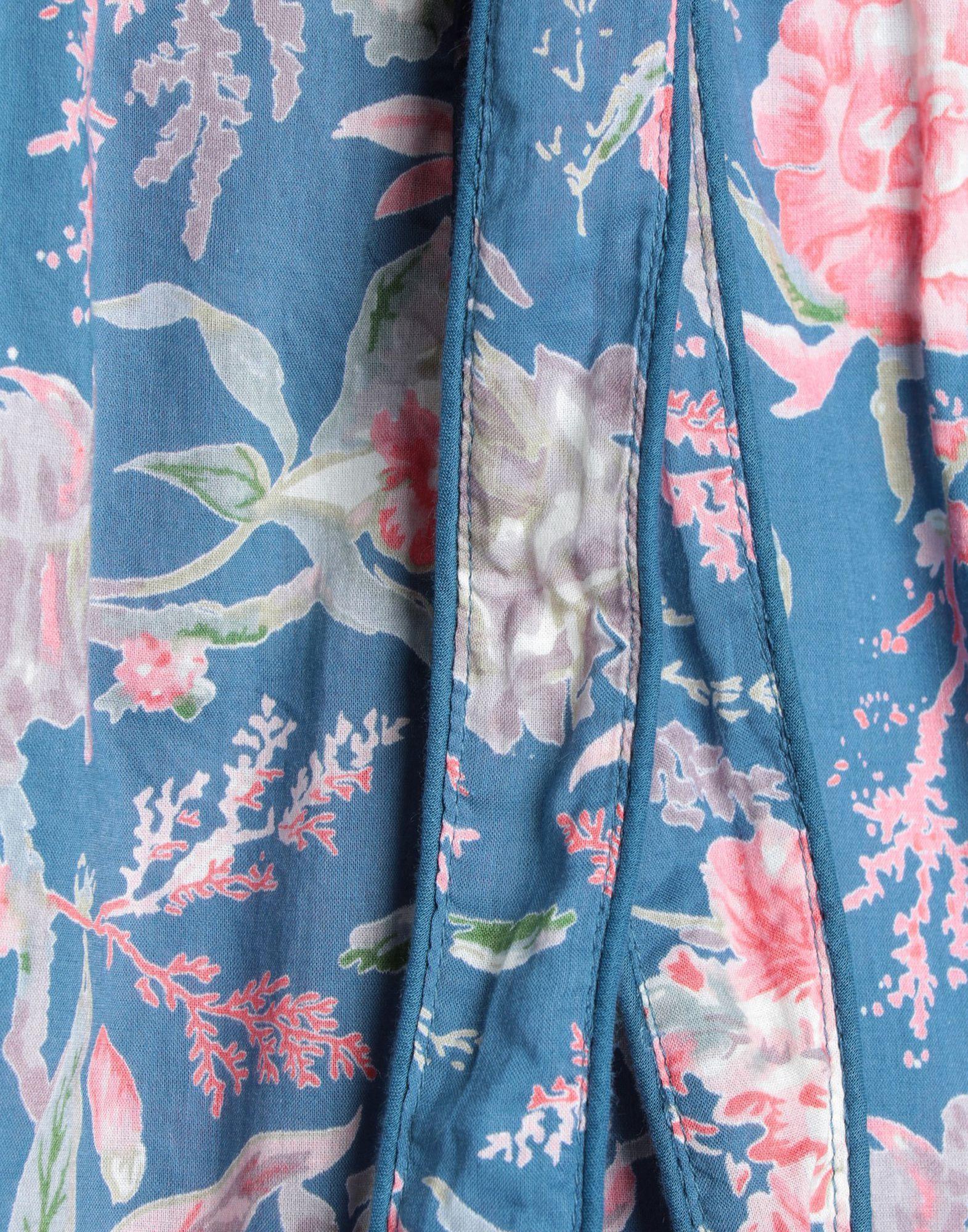 Pantalones INTROPIA de Algodón de color Azul