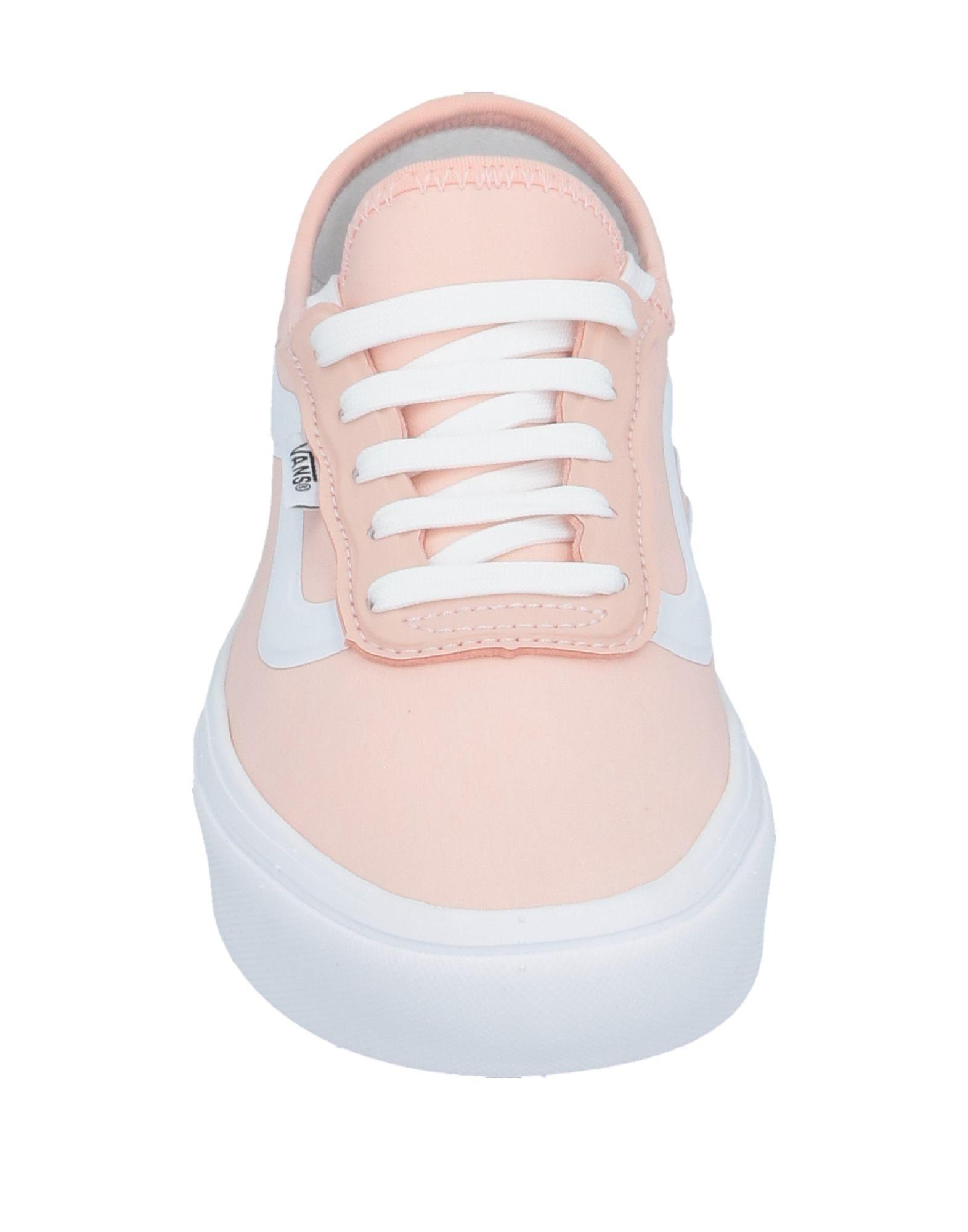 Sneakers & Deportivas Vans de color Rosa