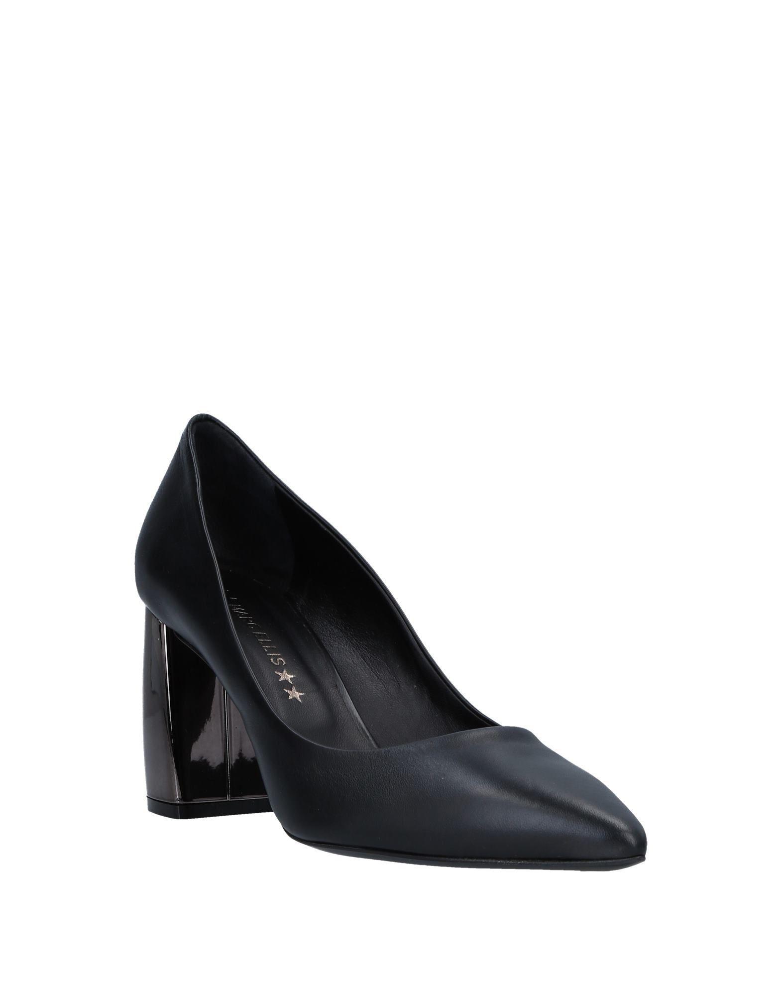 Zapatos de salón Marc Ellis de Cuero de color Negro