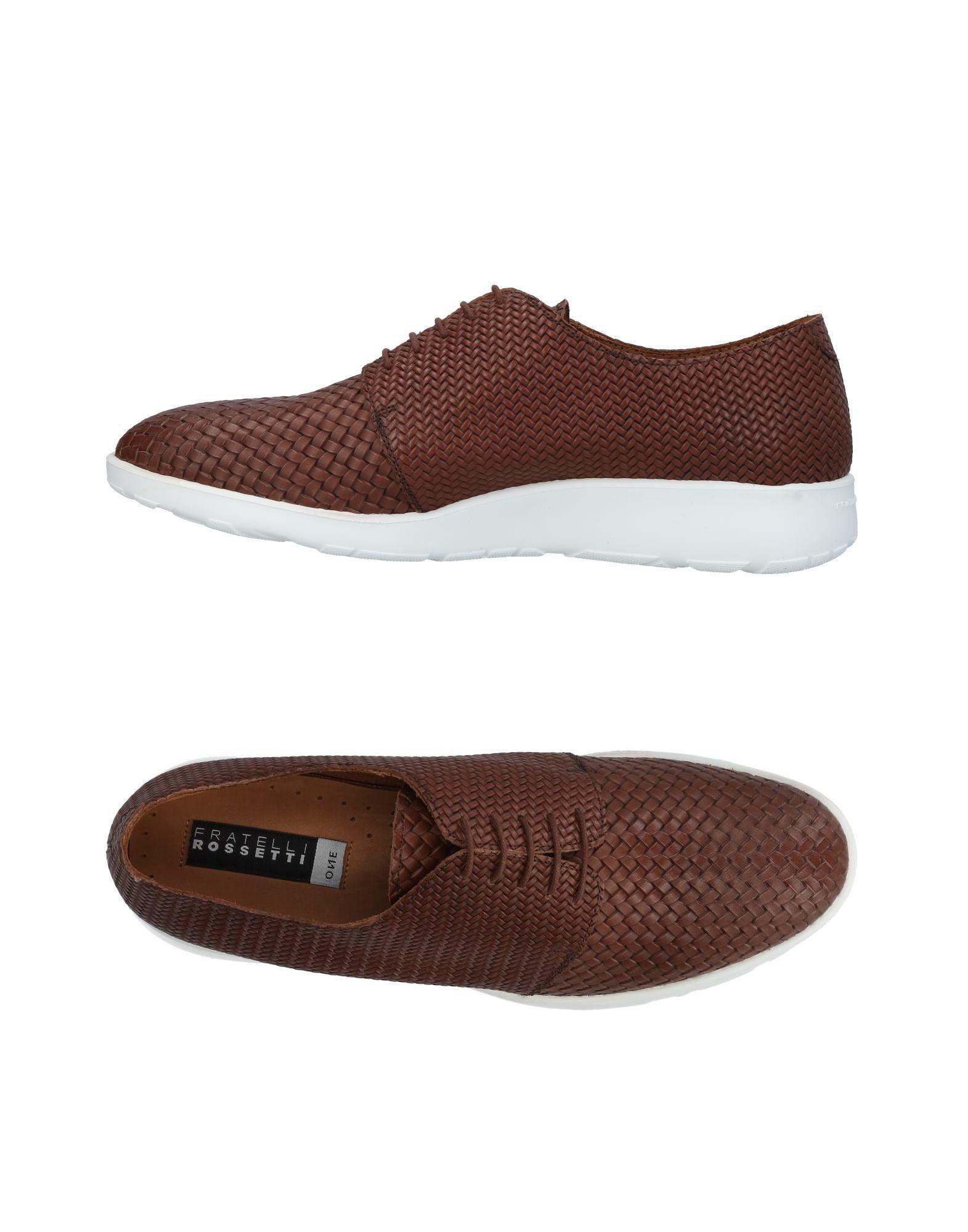 FOOTWEAR - Lace-up shoes Fratelli Rossetti CdSf4EZJ