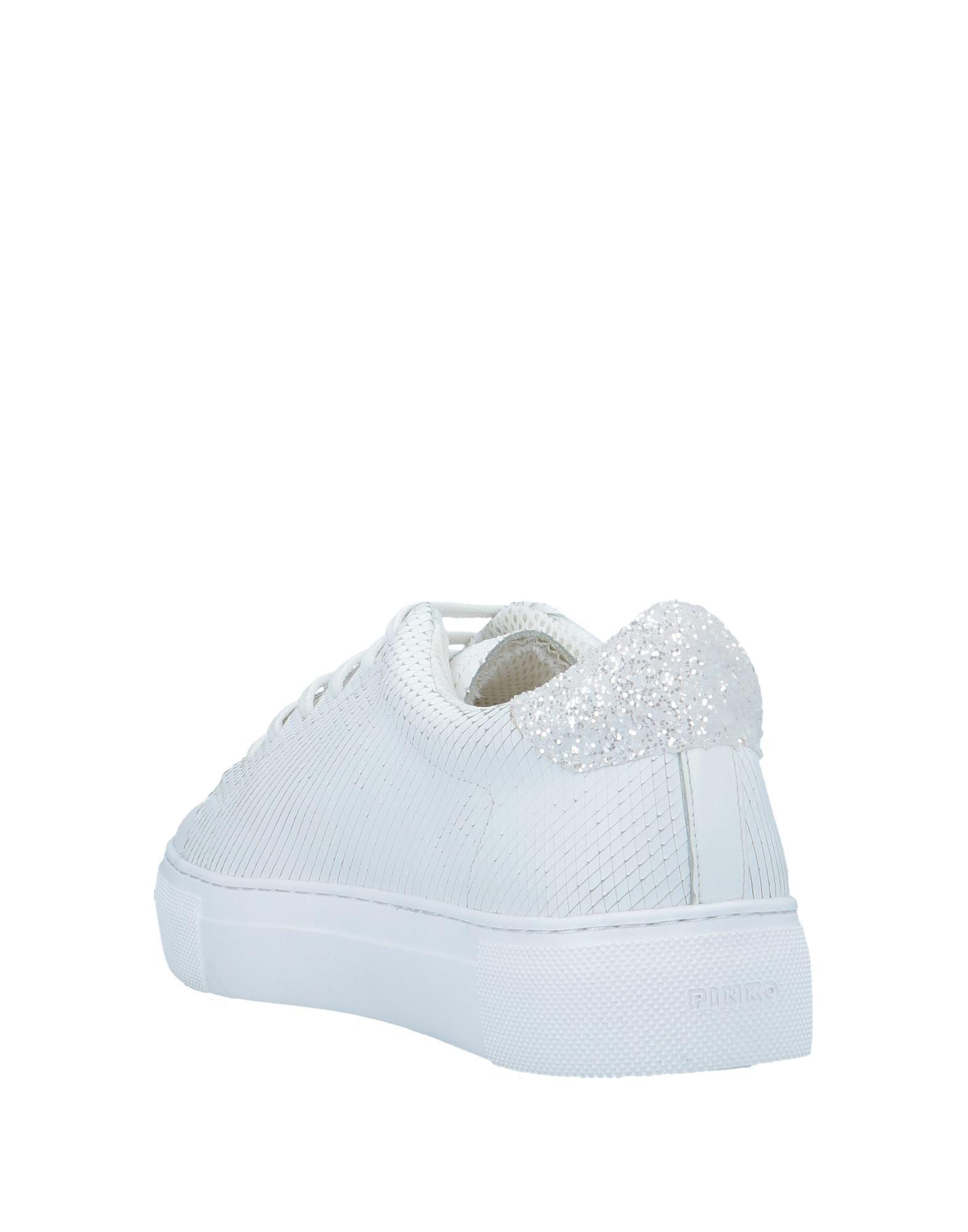 da106ebf2b1d Lyst - Pinko Low-tops   Sneakers in White