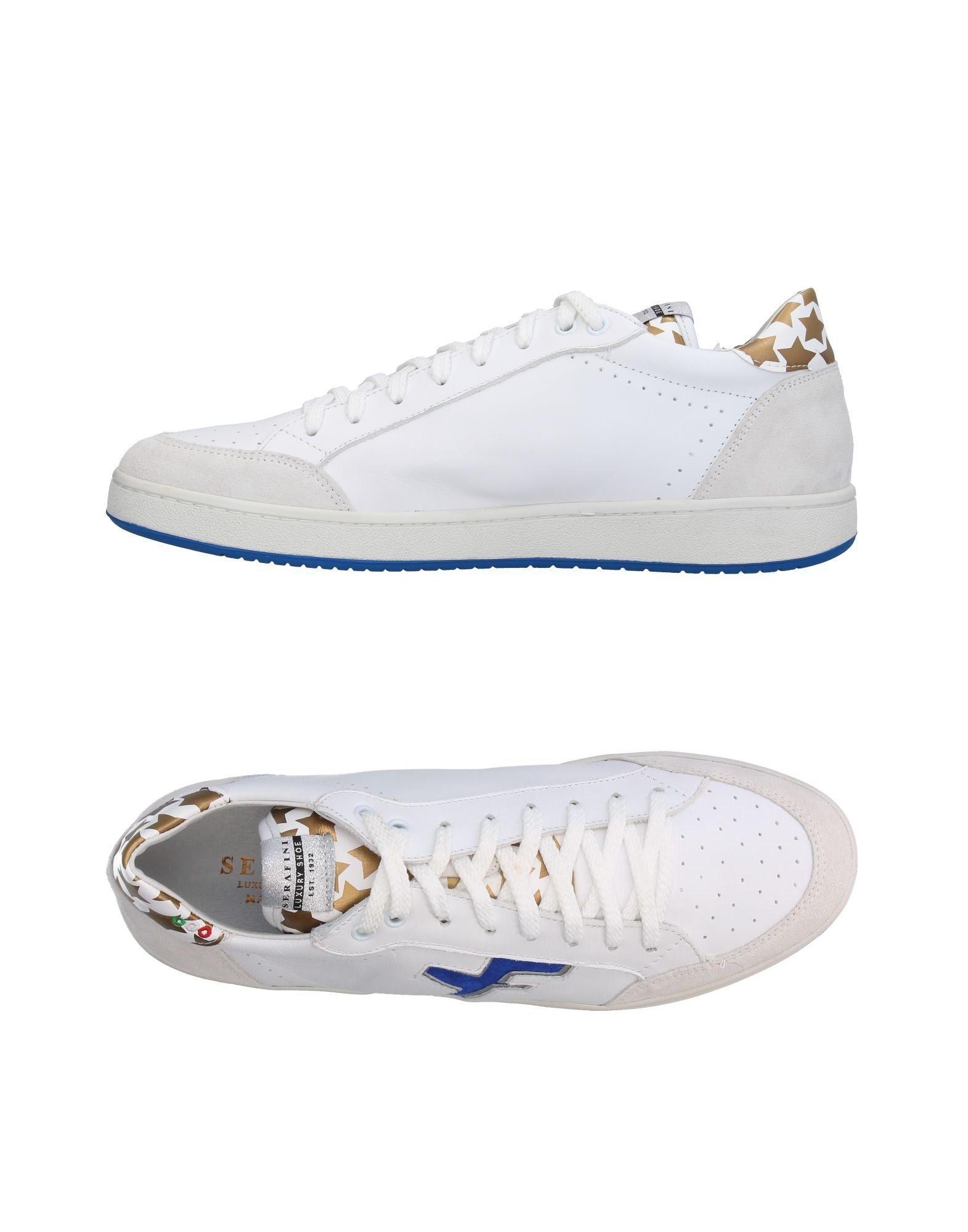 FOOTWEAR - Low-tops & sneakers Serafini He9ww