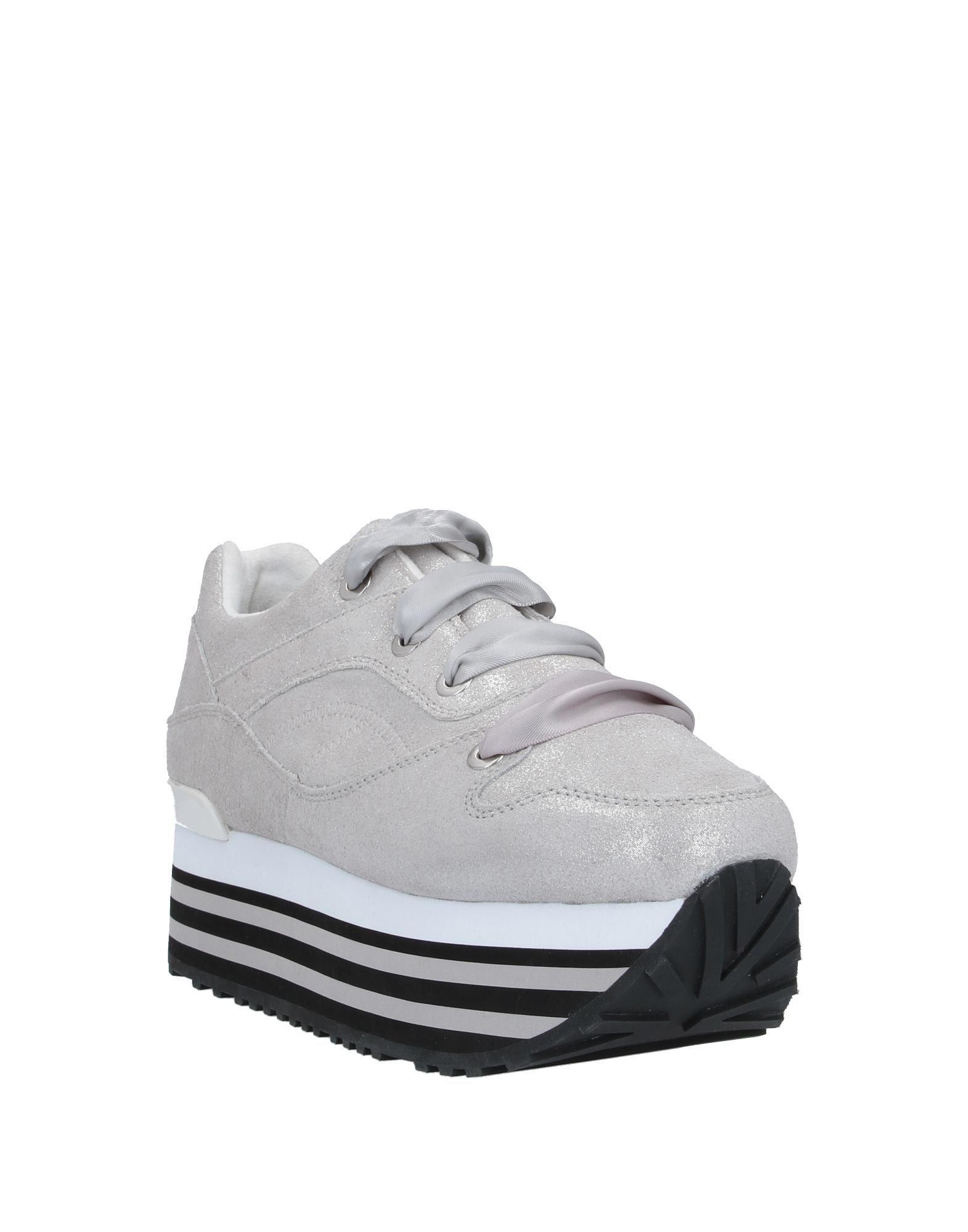 Sneakers & Deportivas Apepazza de Cuero de color Gris