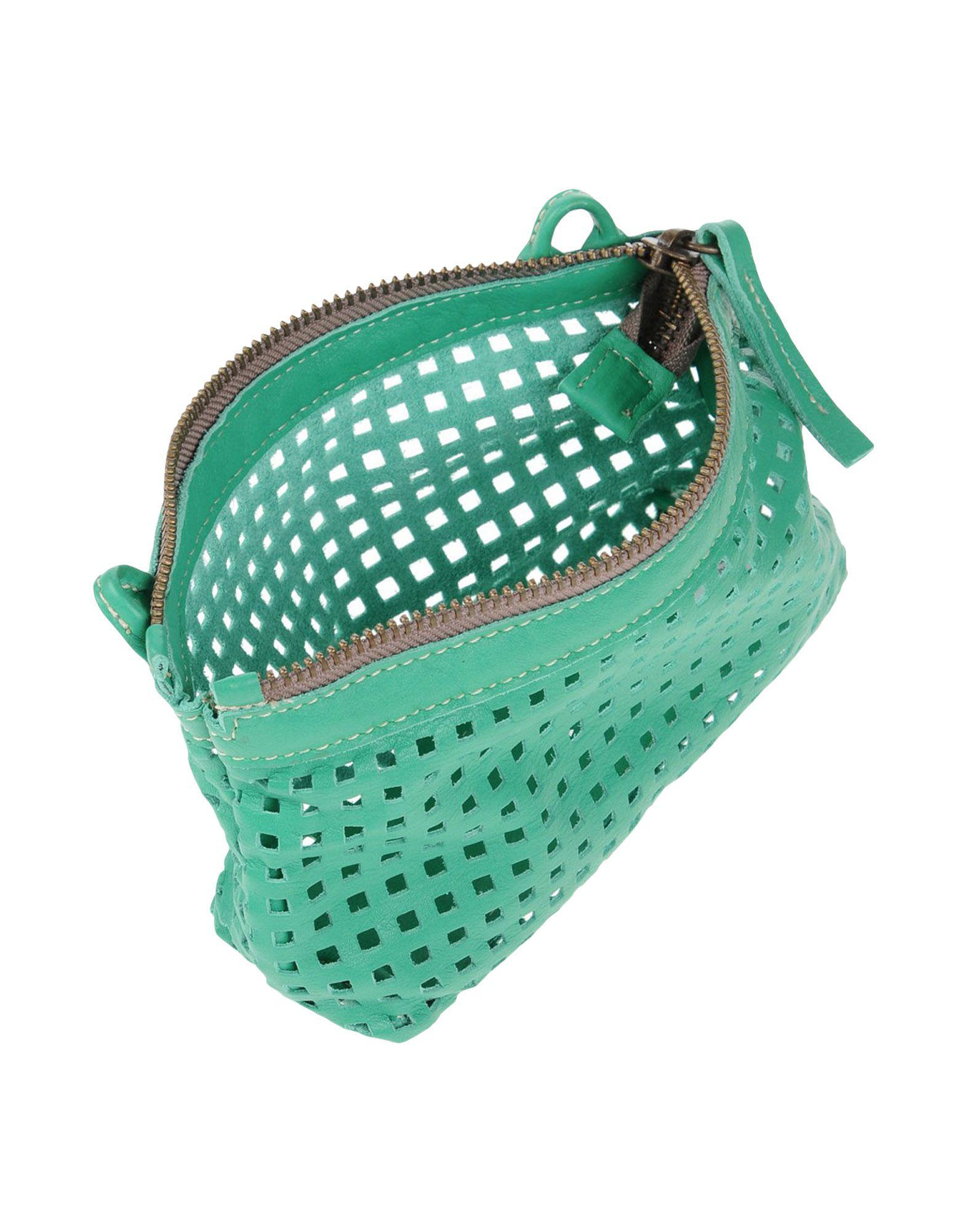 Caterina Lucchi Leather Cross-body Bag in Green
