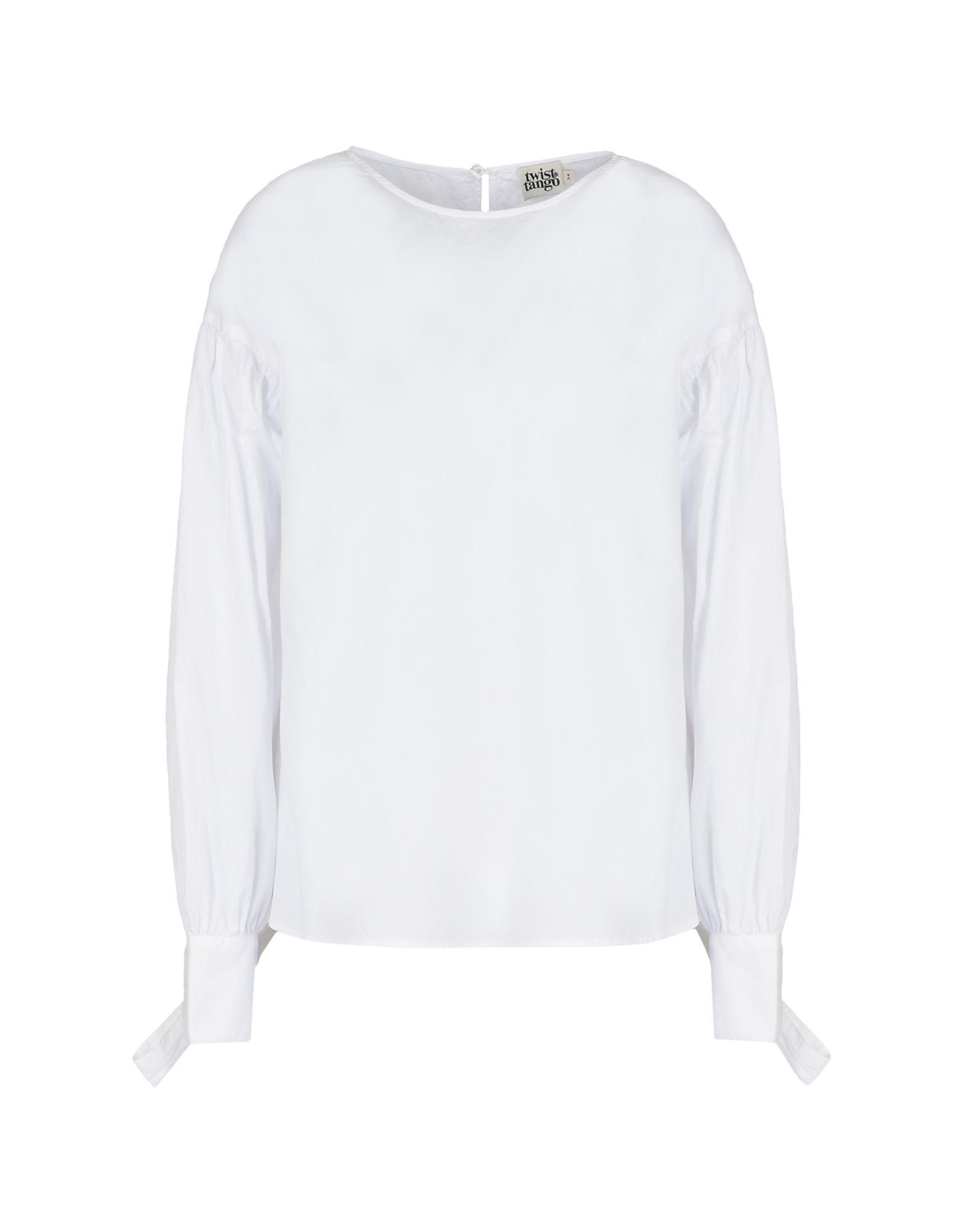 94305c2ec4073a Lyst - Twist   Tango Blouse in White