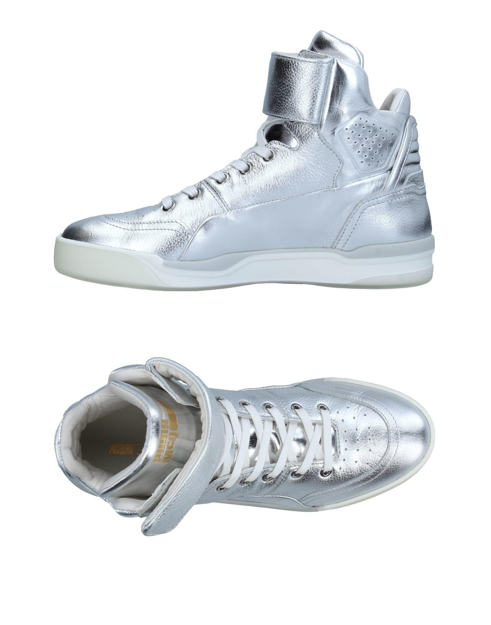 e4b4d8278d7 Lyst - Alexander Mcqueen X Puma High-tops   Sneakers in Metallic