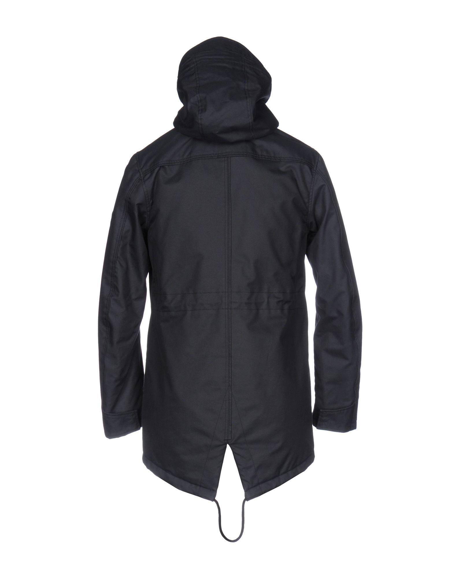 Spiewak Cotton Jacket in Dark Blue (Blue) for Men