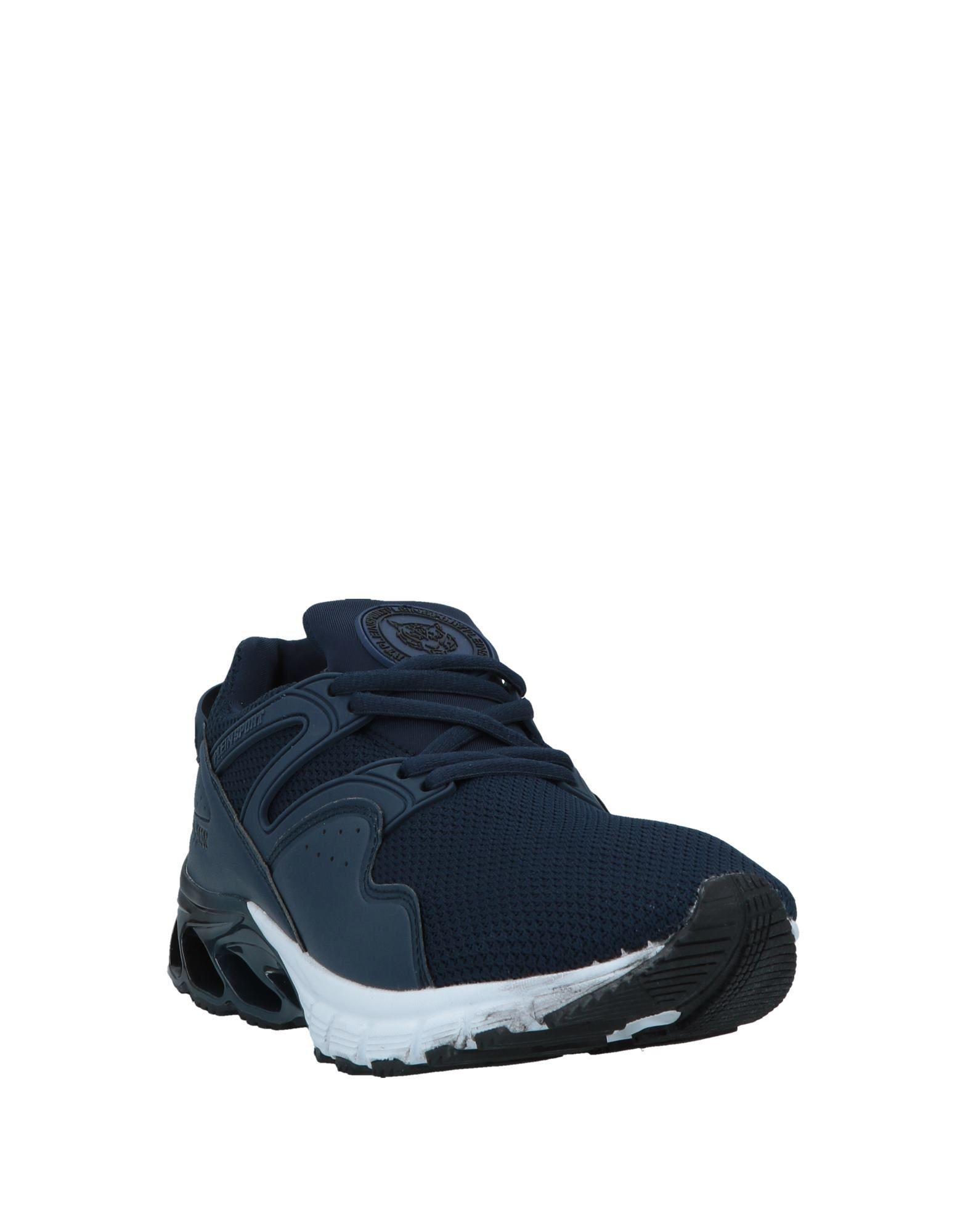 Sneakers & Deportivas Philipp Plein de Caucho de color Azul para hombre
