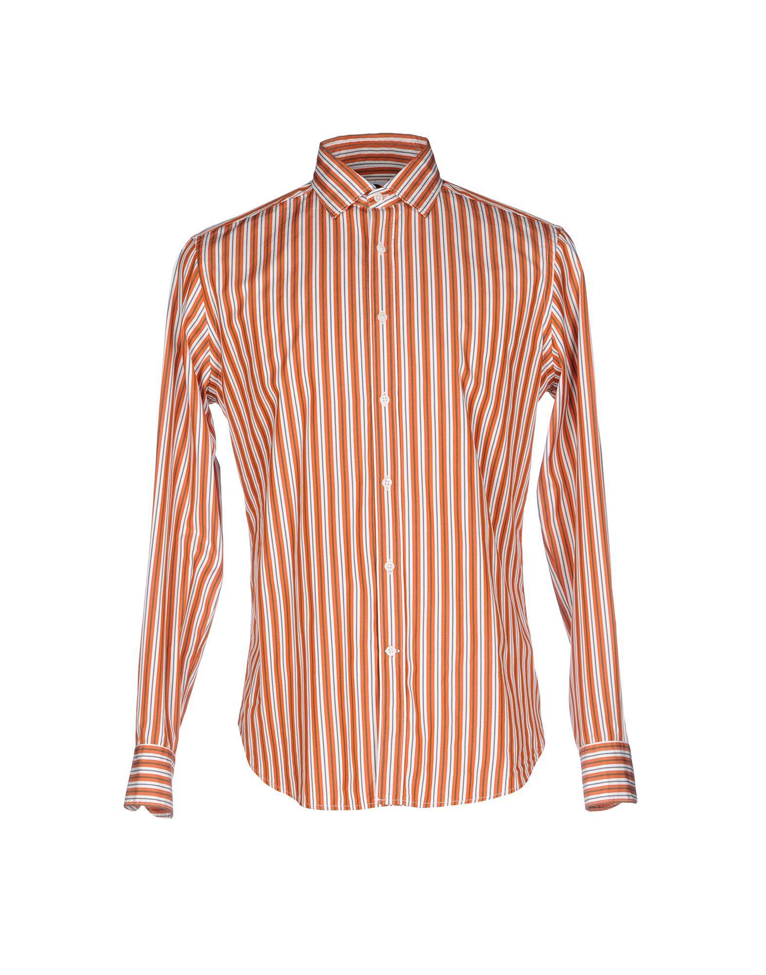 SHIRTS - Shirts Bagutta Discount Great Deals Clearance Really Shopping Online Original Buy Cheap Enjoy Clearance Best JHOam9ldu