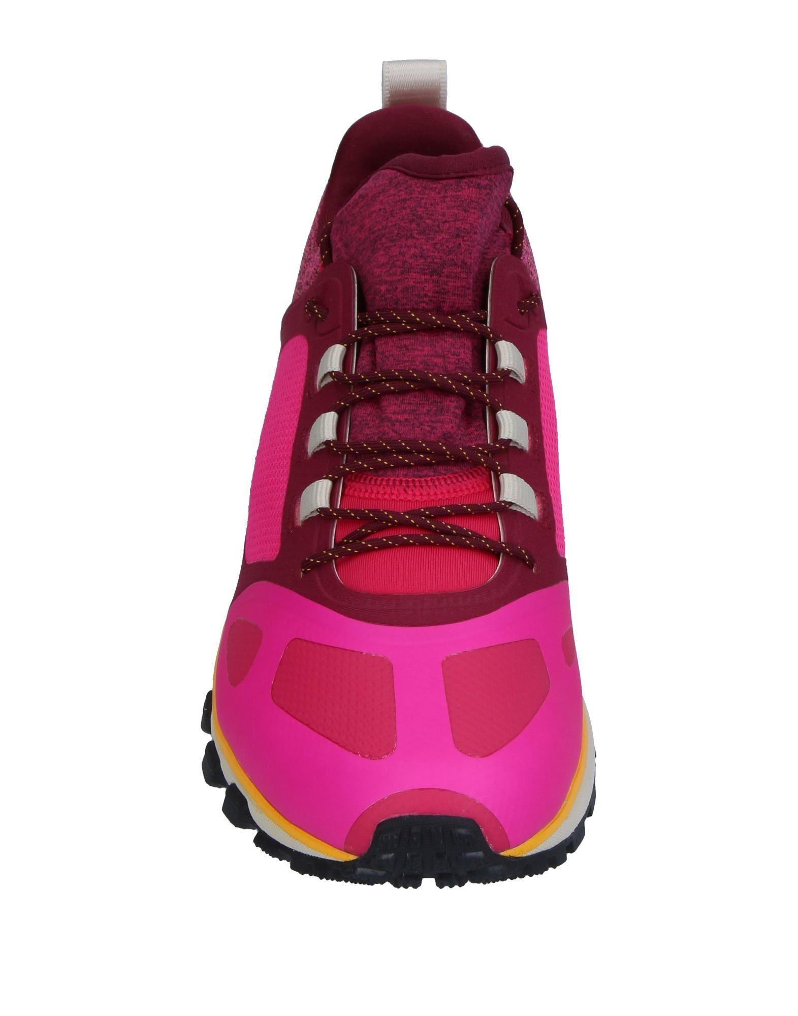 adidas By Stella McCartney Neoprene Low-tops & Sneakers in Fuchsia (Purple)
