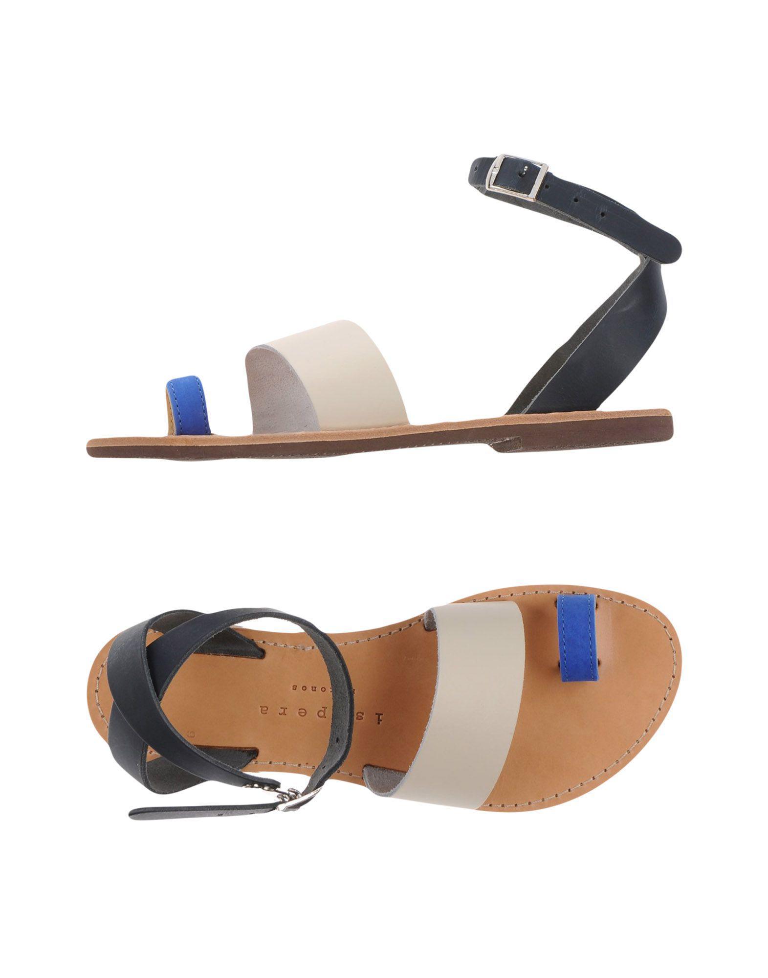 FOOTWEAR - Toe post sandals isapera BUKR9Ezg