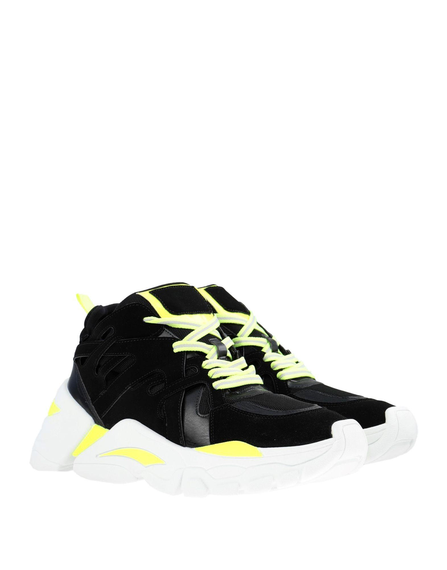Sneakers & Deportivas Steve Madden de Tejido sintético de color Negro