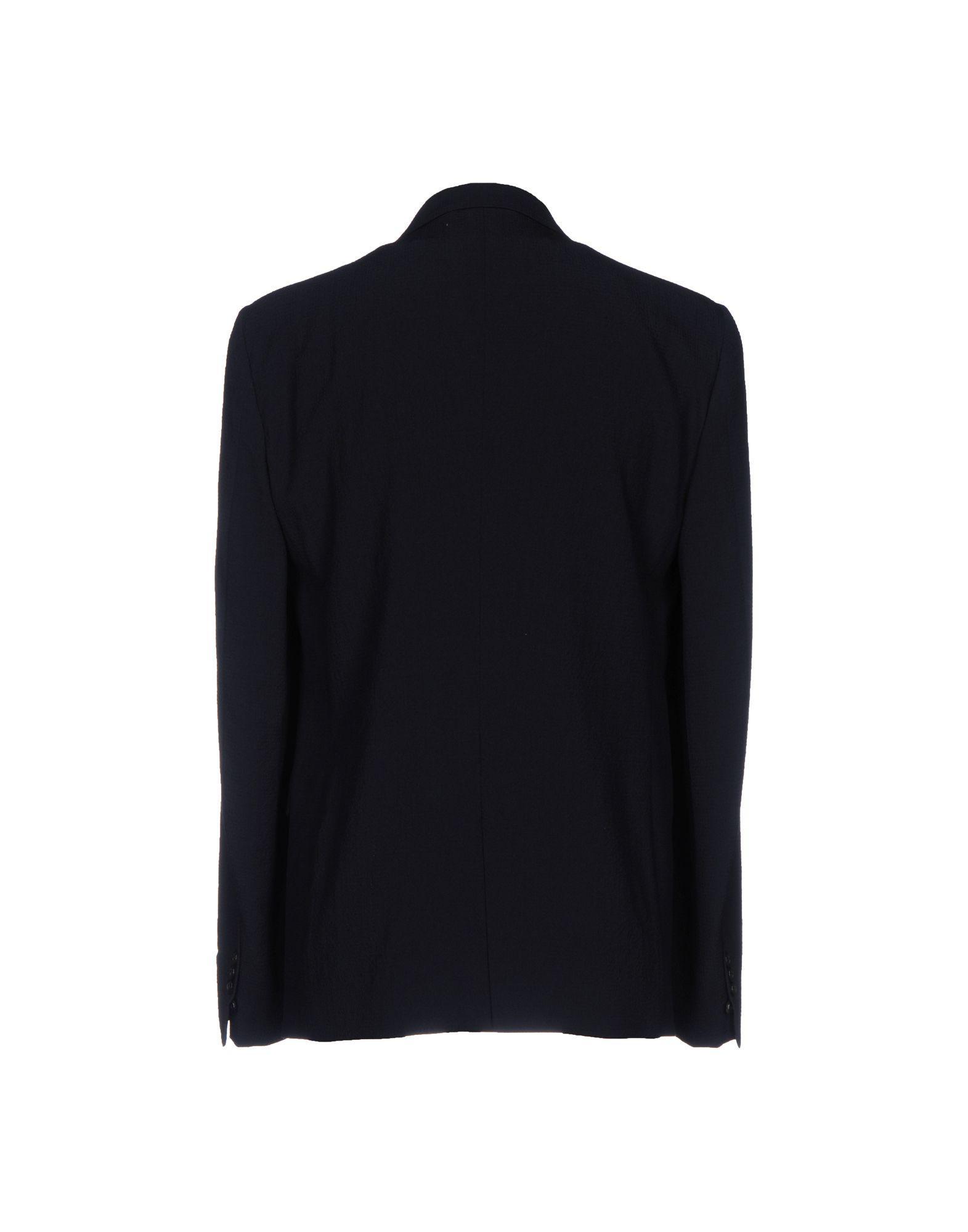 Marc Jacobs Wool Blazer in Dark Blue (Blue) for Men