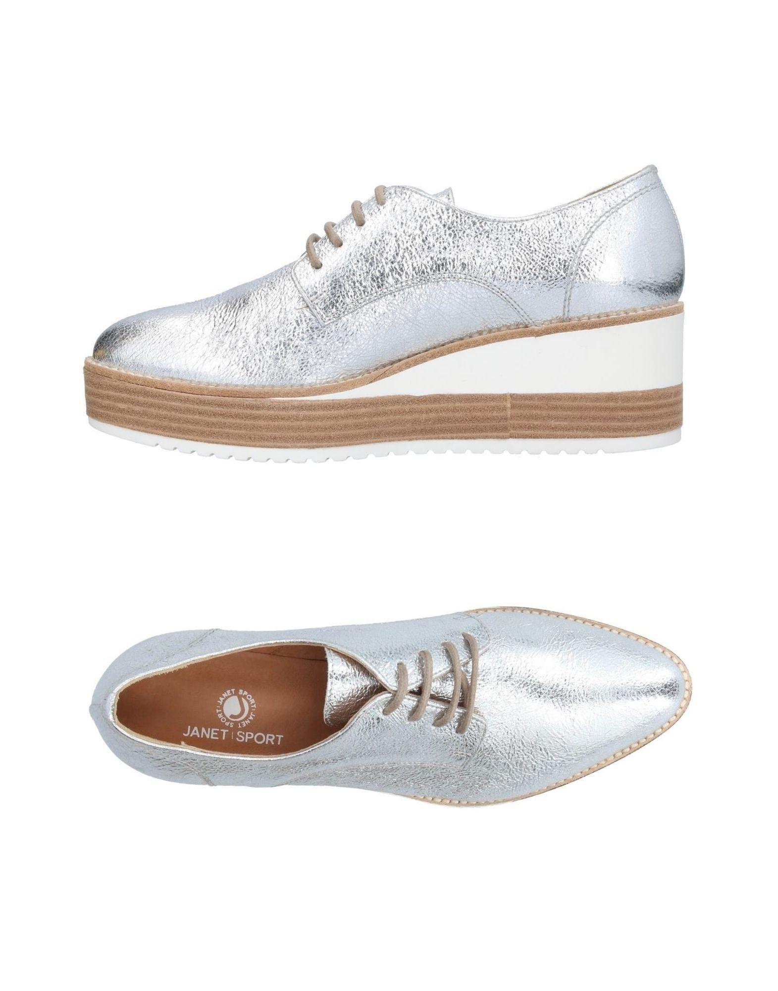 FOOTWEAR - Lace-up shoes Janet Sport rEvQyNrP0G