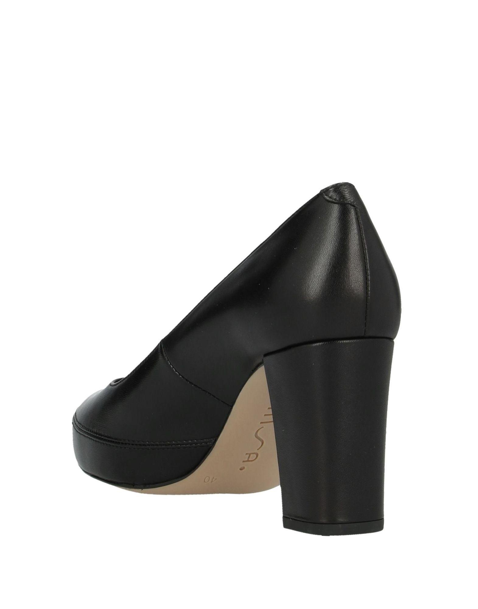 Zapatos de salón Unisa de Cuero de color Negro