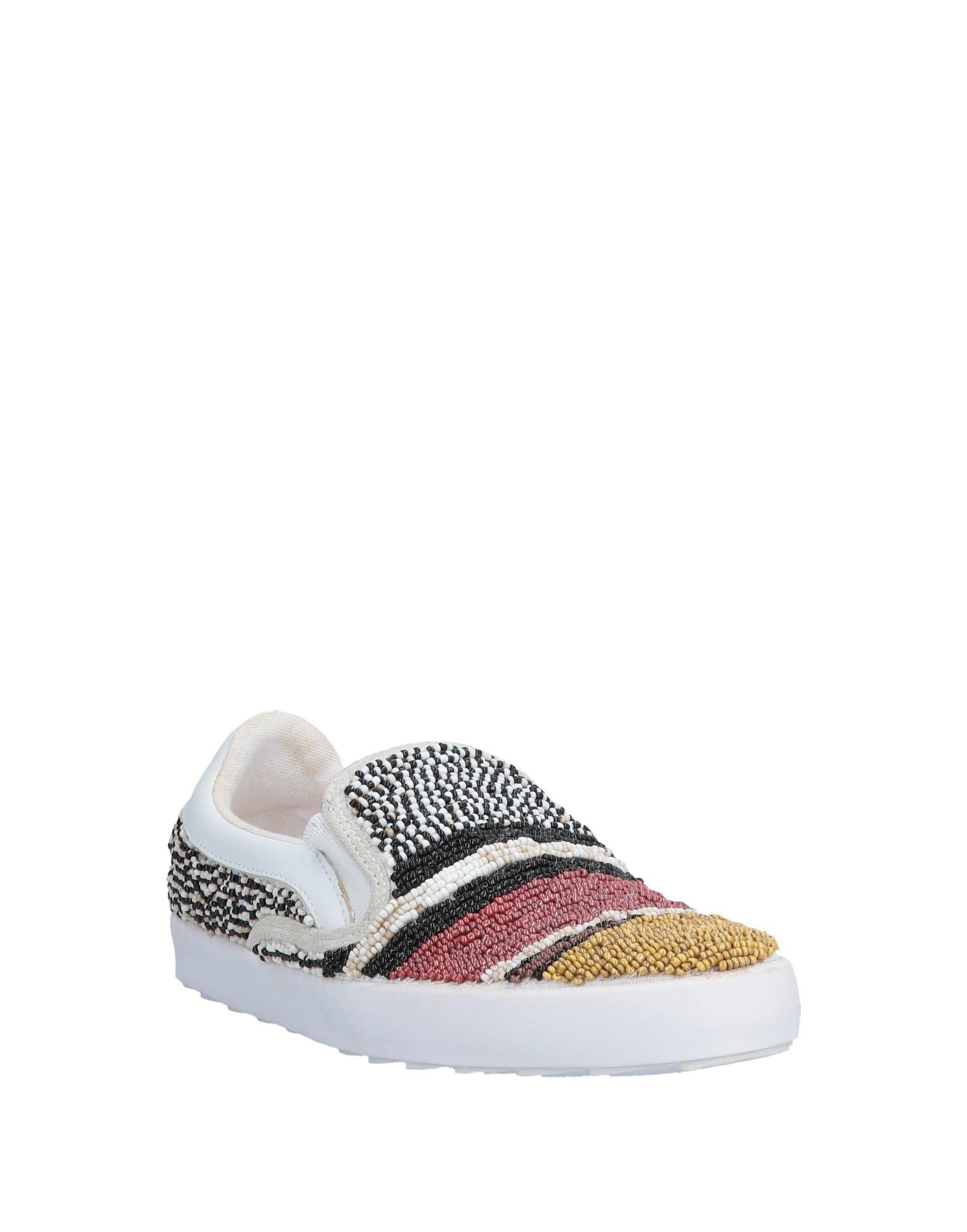 Sneakers & Deportivas Maliparmi de Ante de color Blanco