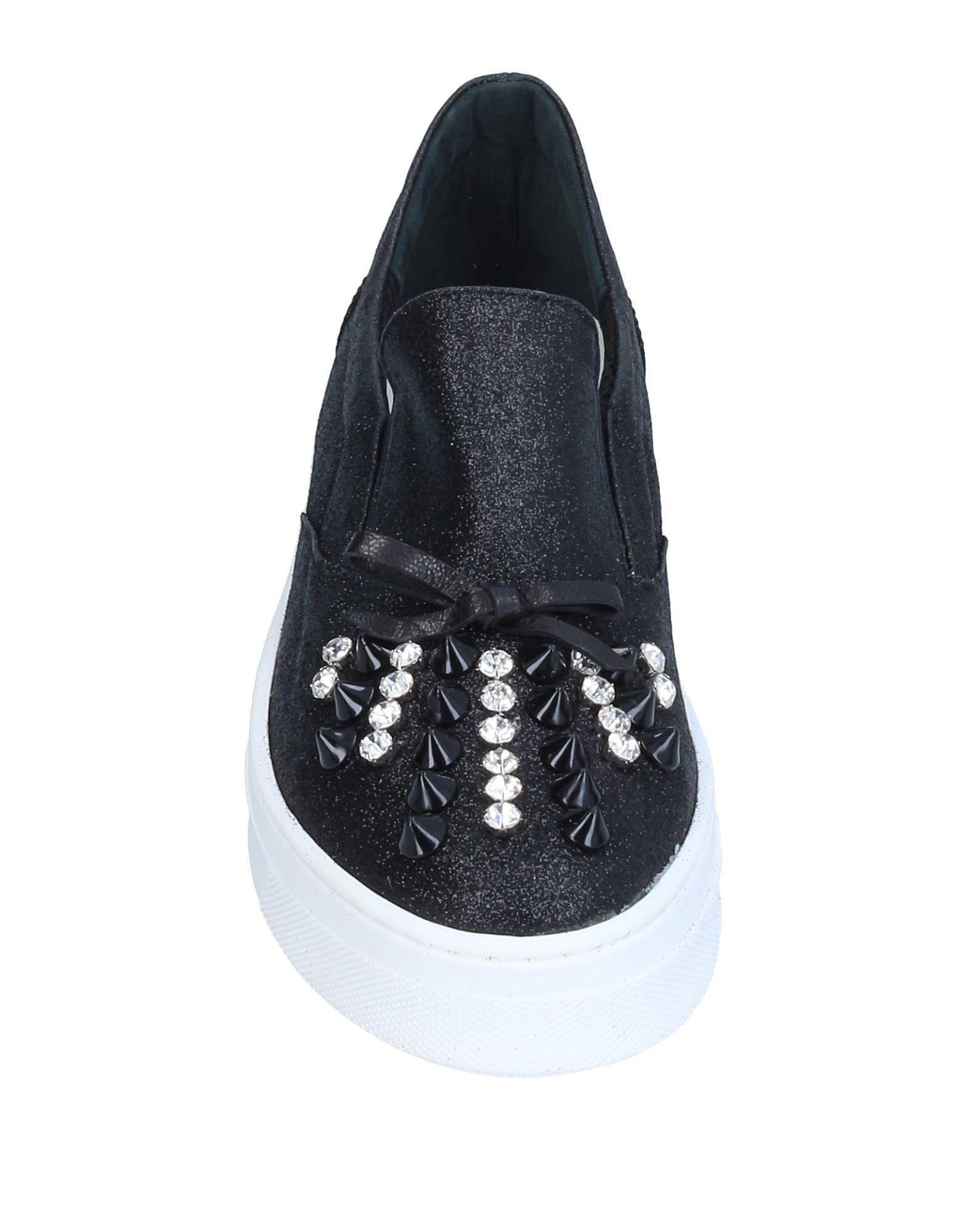 Giancarlo Paoli Low-tops & Sneakers in Black
