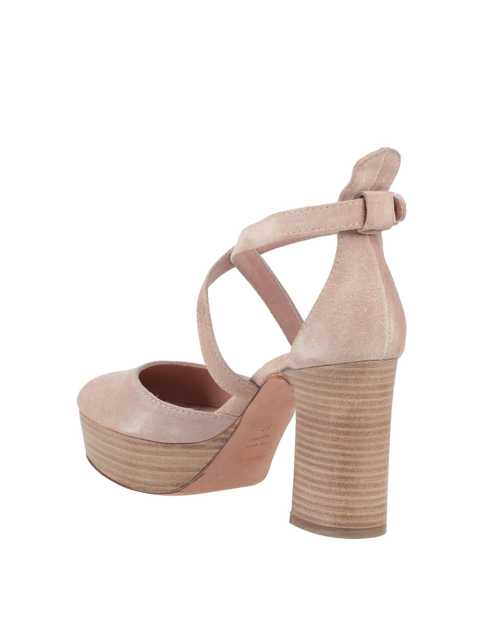 Zapatos de salón Roberto Festa de Cuero de color Marrón