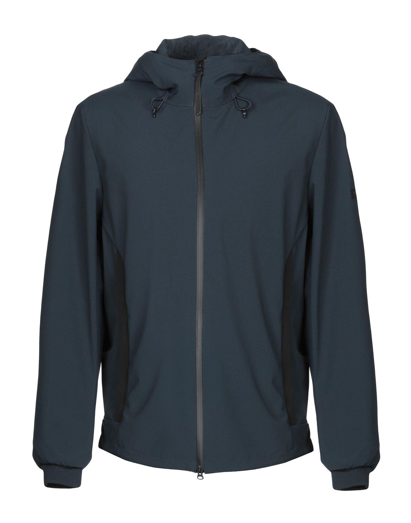 9358004625 Lyst - Woolrich Jacket in Blue for Men