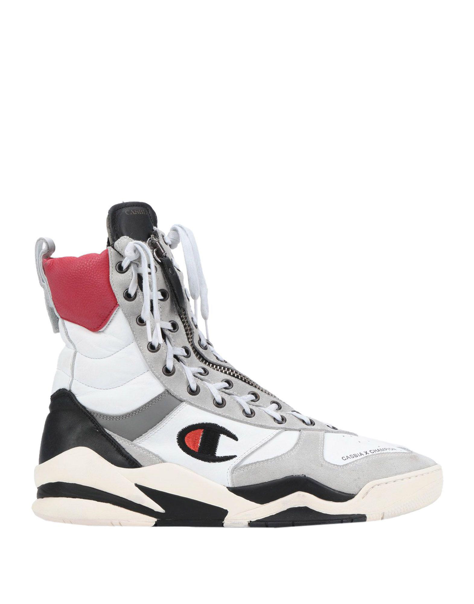 e0ee679a7 Champion High-tops   Sneakers in Gray for Men - Lyst
