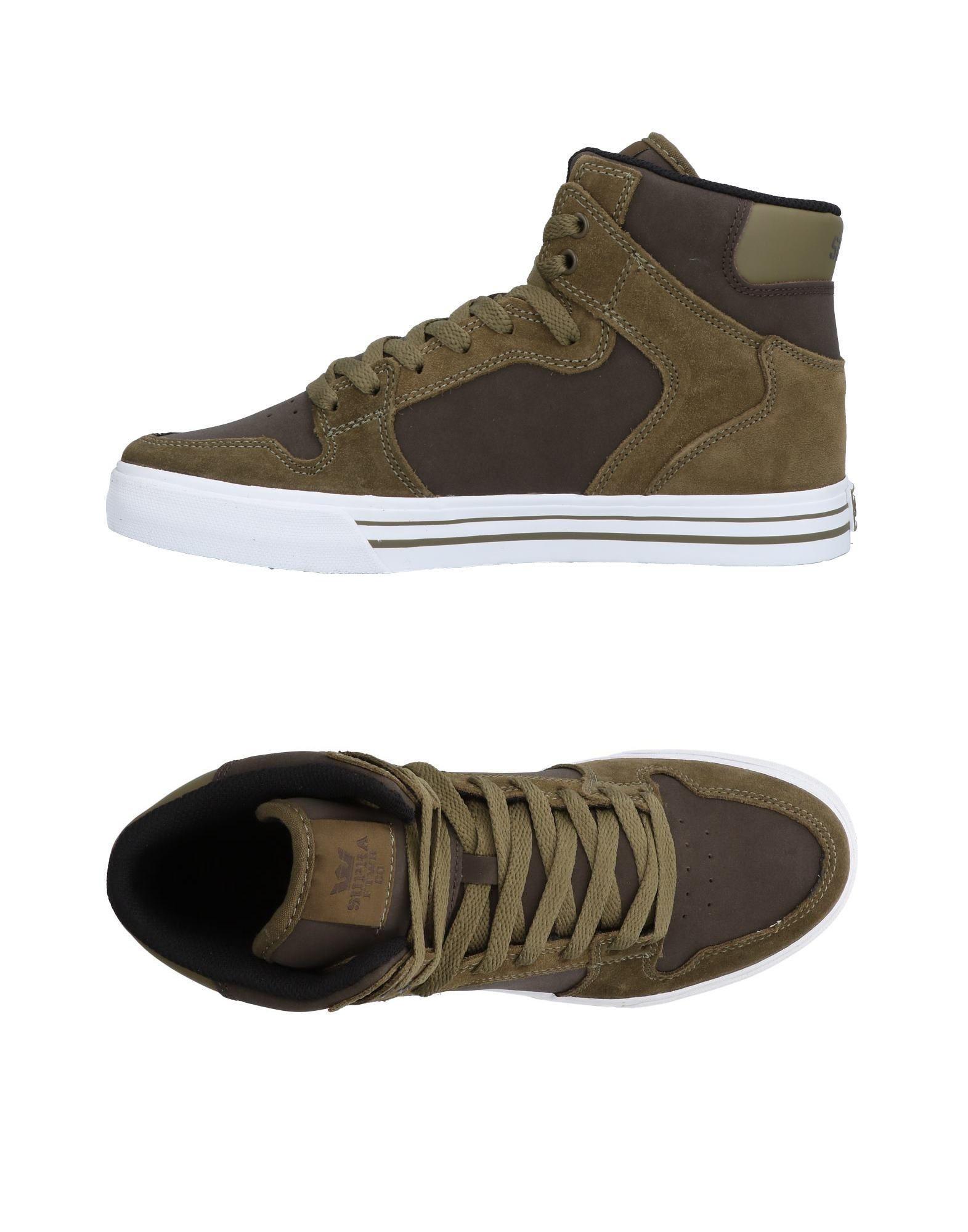 5631d3dc8456 Lyst - Supra High-tops   Sneakers in Green