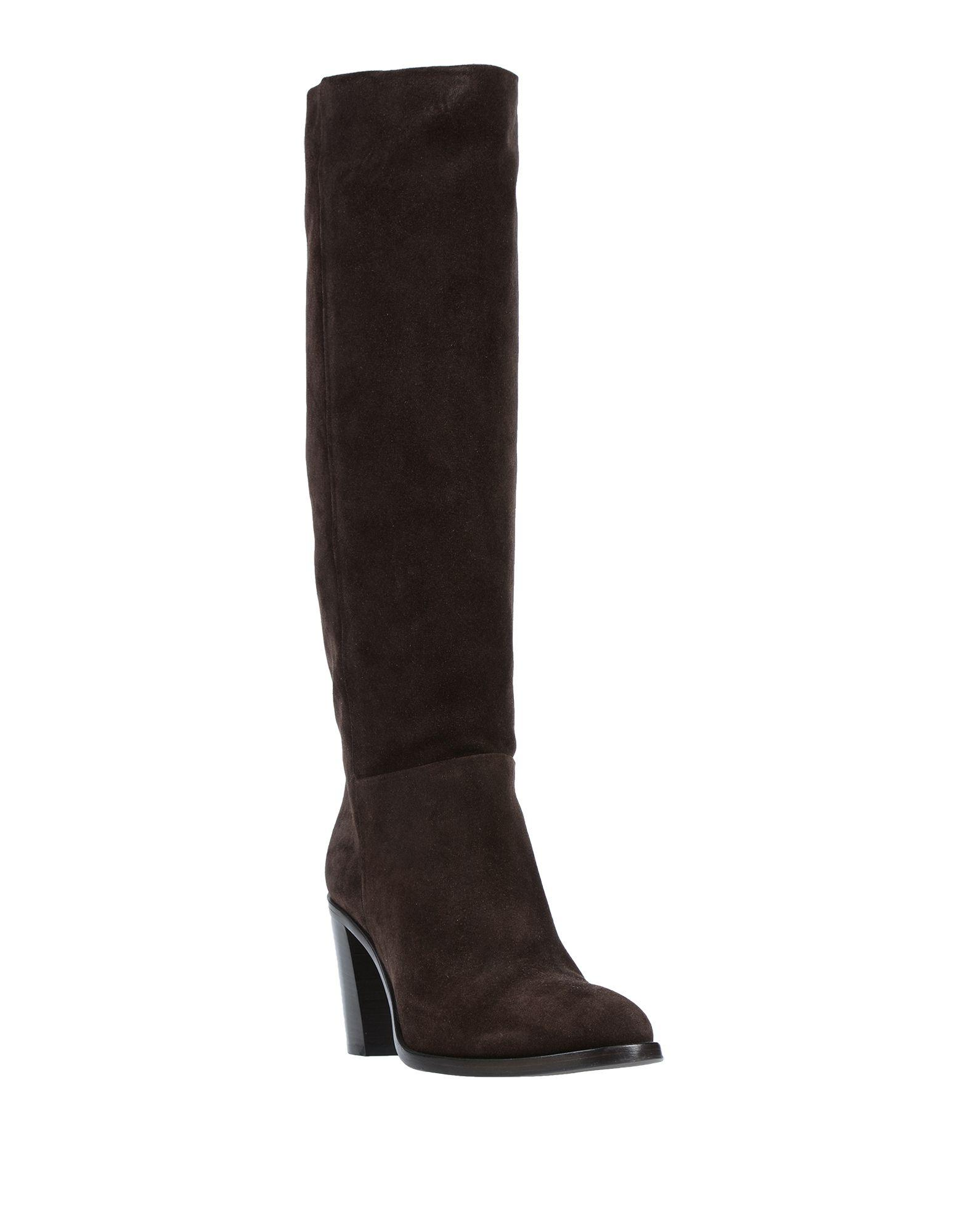 Enrico Antinori black leather boots,